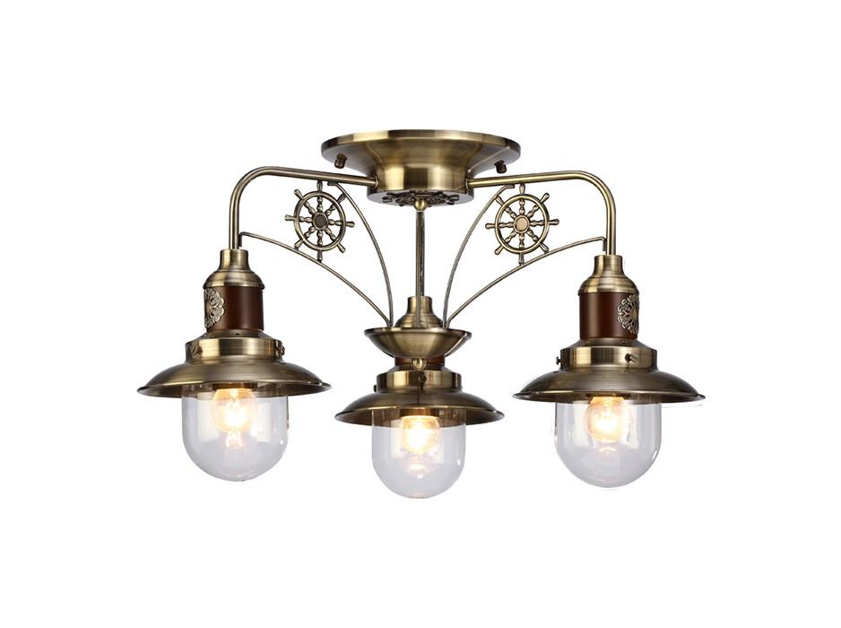 Потолочный светильникПотолочные светильники<br>&amp;lt;div&amp;gt;Вид цоколя: Е27&amp;lt;/div&amp;gt;&amp;lt;div&amp;gt;Мощность лампы: 60W&amp;lt;/div&amp;gt;&amp;lt;div&amp;gt;Количество ламп: 3&amp;lt;/div&amp;gt;&amp;lt;div&amp;gt;Наличие ламп: нет&amp;lt;/div&amp;gt;<br><br>Material: Металл<br>Height см: 34<br>Diameter см: 60