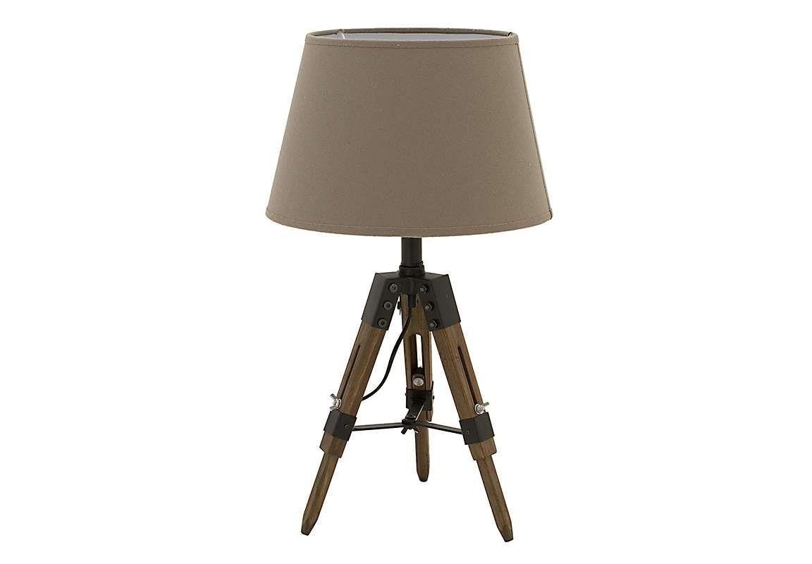 Лампа настольная BallinaДекоративные лампы<br>&amp;lt;div&amp;gt;Тип цоколя: Е27&amp;lt;/div&amp;gt;&amp;lt;div&amp;gt;Мощность лампы: 60W&amp;lt;/div&amp;gt;&amp;lt;div&amp;gt;Количество ламп: 1&amp;lt;/div&amp;gt;&amp;lt;div&amp;gt;Лампа в комплект не входит&amp;lt;/div&amp;gt;<br><br>Material: Дерево<br>Width см: None<br>Height см: 58<br>Diameter см: 30