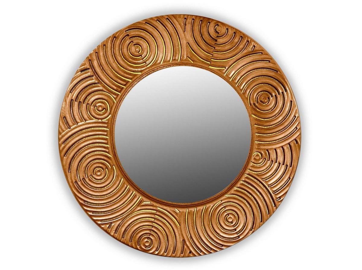 Зеркало PENUMBRAНастенные зеркала<br>Собрать жизнь как мозаику-фрагмент за фрагментом укладывая события и чувства в уникальную картину. <br>Глядя на узор зеркал, вспоминайте о ярких днях и мечтайте о том,что сделает вашу жизнь богаче.<br><br>Material: Дерево<br>Depth см: 0,8<br>Diameter см: 90