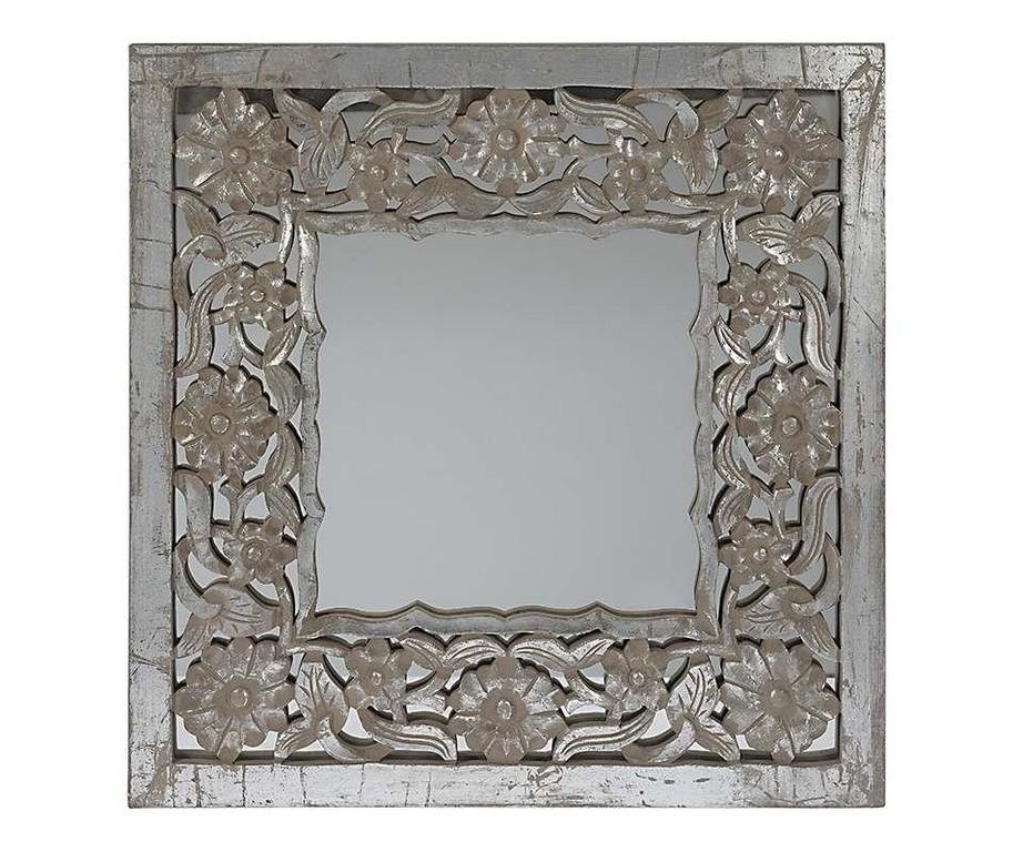 Зеркало настенное FuroreНастенные зеркала<br>зеркало настенное<br><br>Material: Дерево<br>Width см: 60<br>Depth см: 3<br>Height см: 60