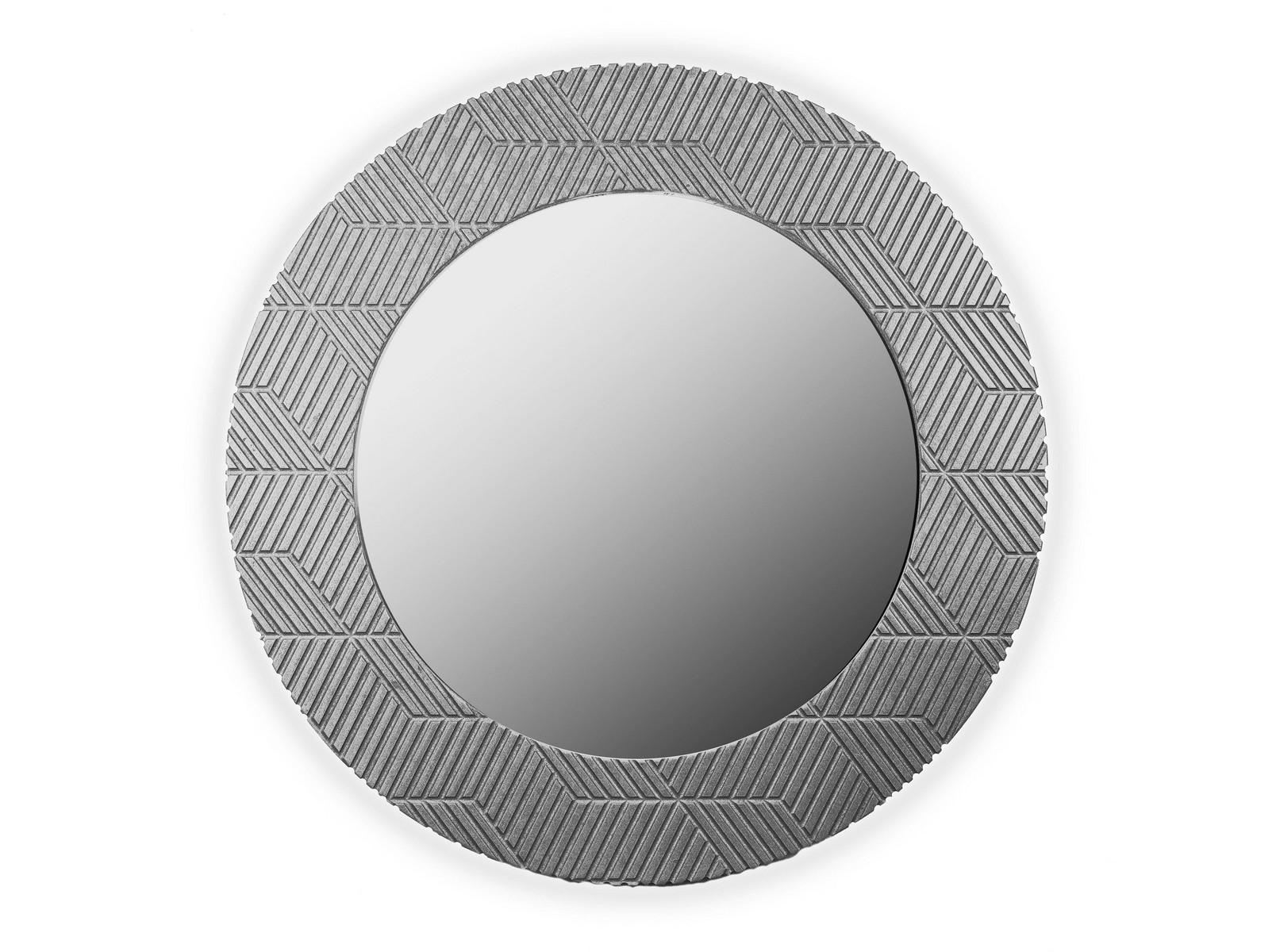 Зеркало FASHION SILVERНастенные зеркала<br><br><br>Material: Дерево<br>Depth см: 90<br>Diameter см: 4,2