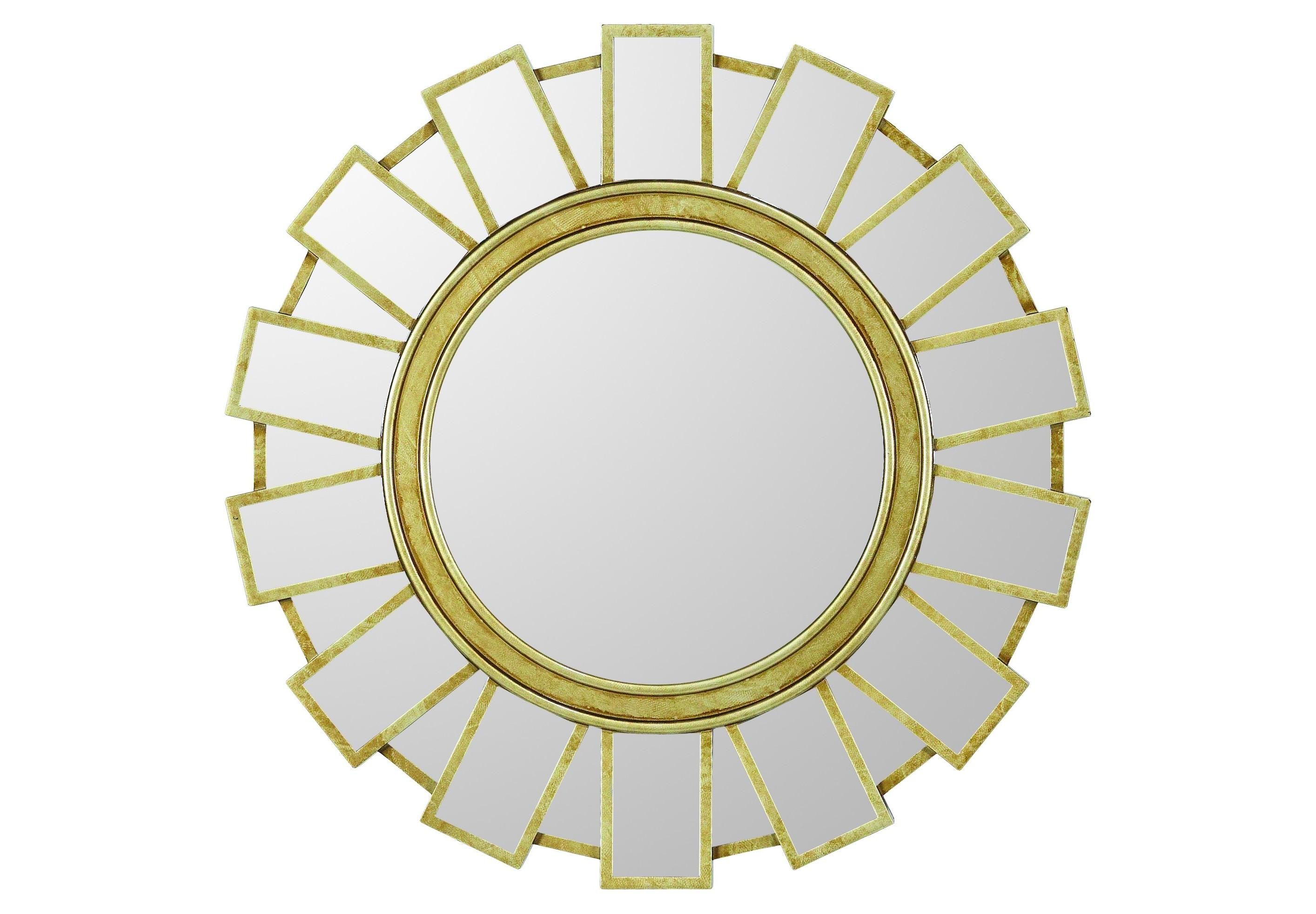Настенное зеркало AuvergneНастенные зеркала<br><br><br>Material: Стекло<br>Depth см: 4<br>Diameter см: 50