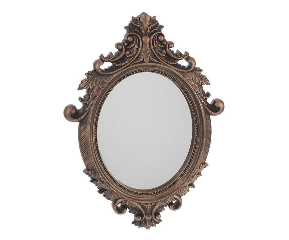 Зеркало настенное Frankavilla-al-MareНастенные зеркала<br><br><br>Material: Полистоун<br>Ширина см: 40<br>Высота см: 55<br>Глубина см: 3