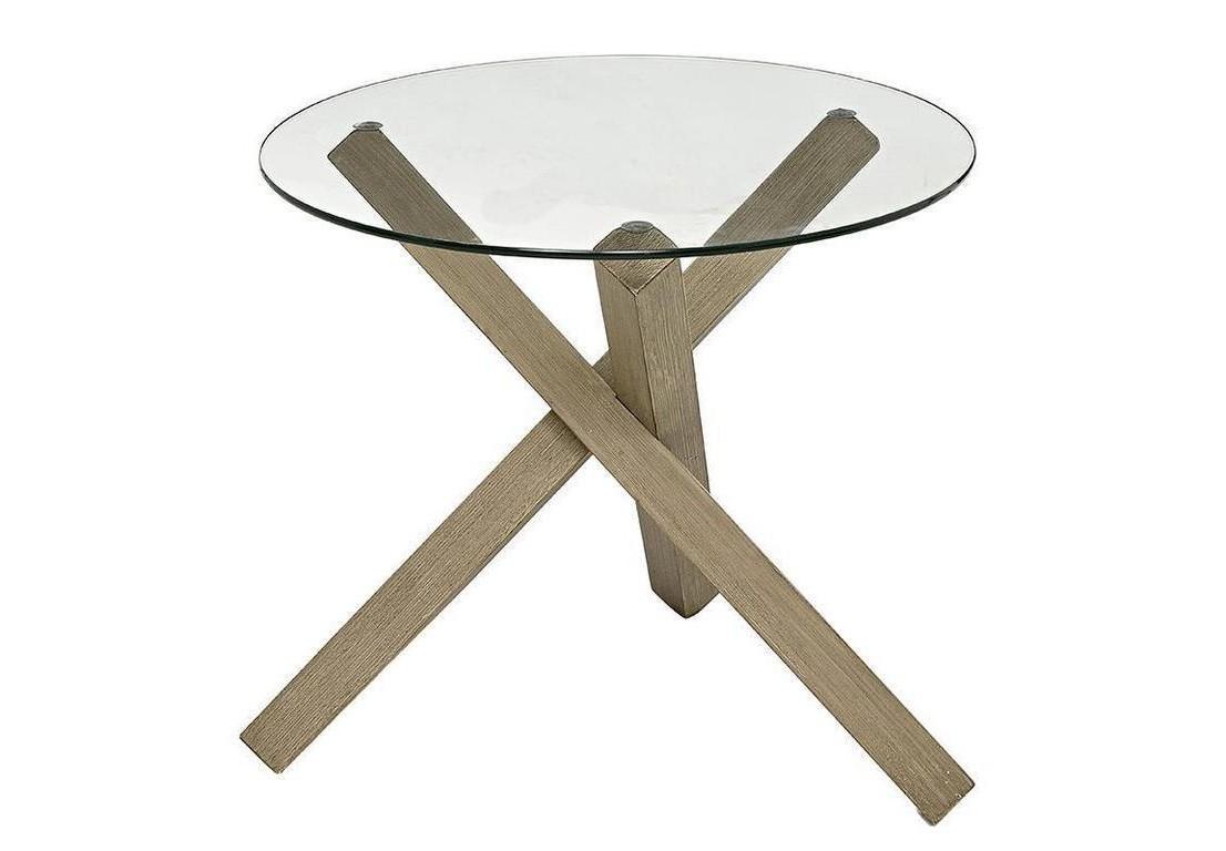 Стол MorningtonКофейные столики<br><br><br>Material: Дерево<br>Width см: None<br>Height см: 48<br>Diameter см: 52
