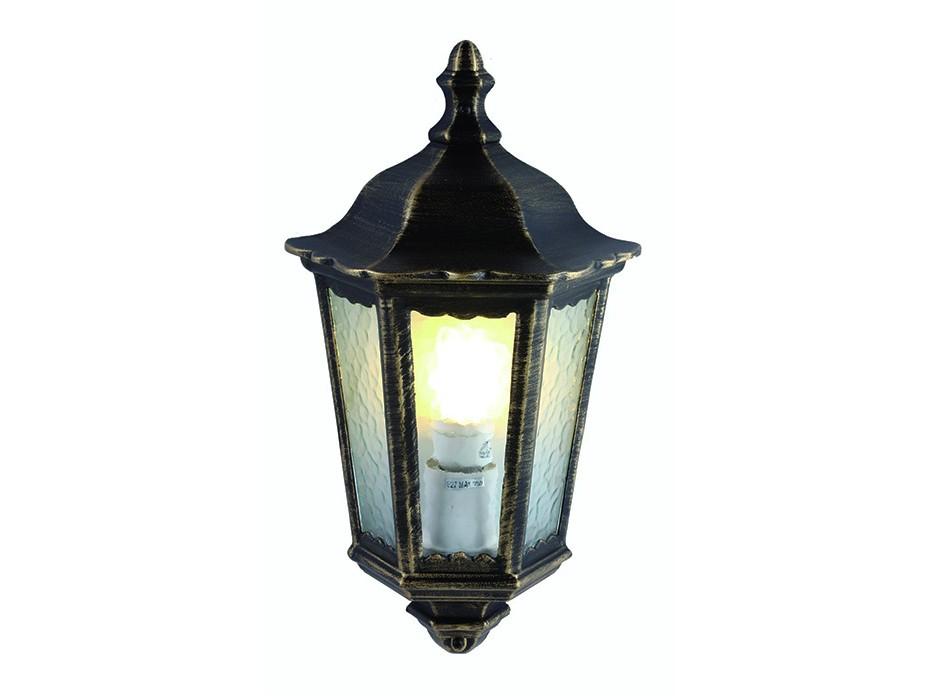 Уличный светильникУличные настенные светильники<br>&amp;lt;div&amp;gt;Вид цоколя: Е27&amp;lt;/div&amp;gt;&amp;lt;div&amp;gt;Мощность лампы: 100W&amp;lt;/div&amp;gt;&amp;lt;div&amp;gt;Количество ламп: 1&amp;lt;/div&amp;gt;&amp;lt;div&amp;gt;Наличие ламп: нет&amp;lt;/div&amp;gt;<br><br>Material: Металл<br>Width см: 12<br>Depth см: 26<br>Height см: 43