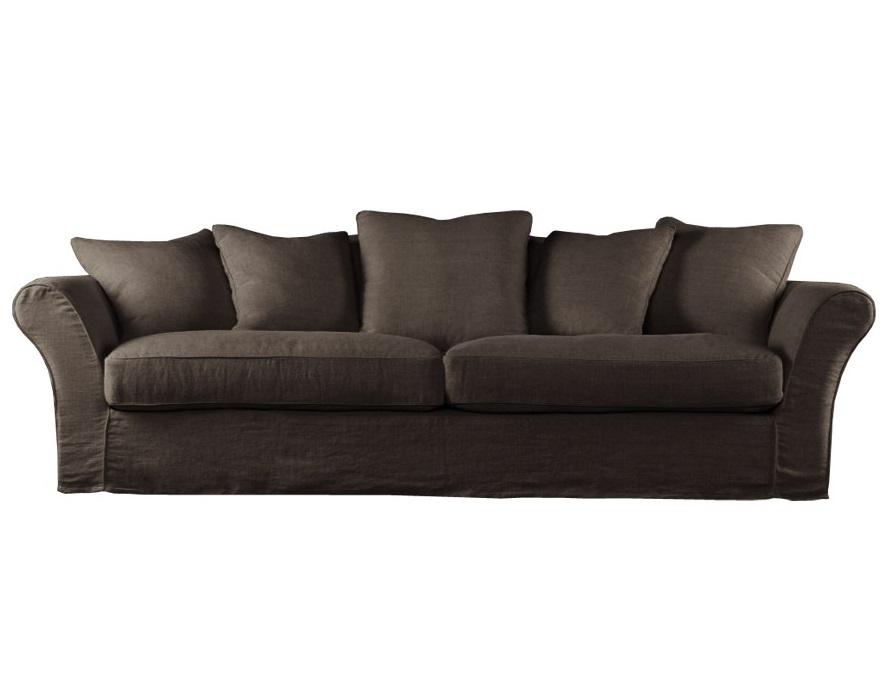 Диван Sandy Hill Pillow SofaДиваны четырехместные и более<br><br><br>Material: Текстиль<br>Width см: 244<br>Depth см: 102<br>Height см: 89