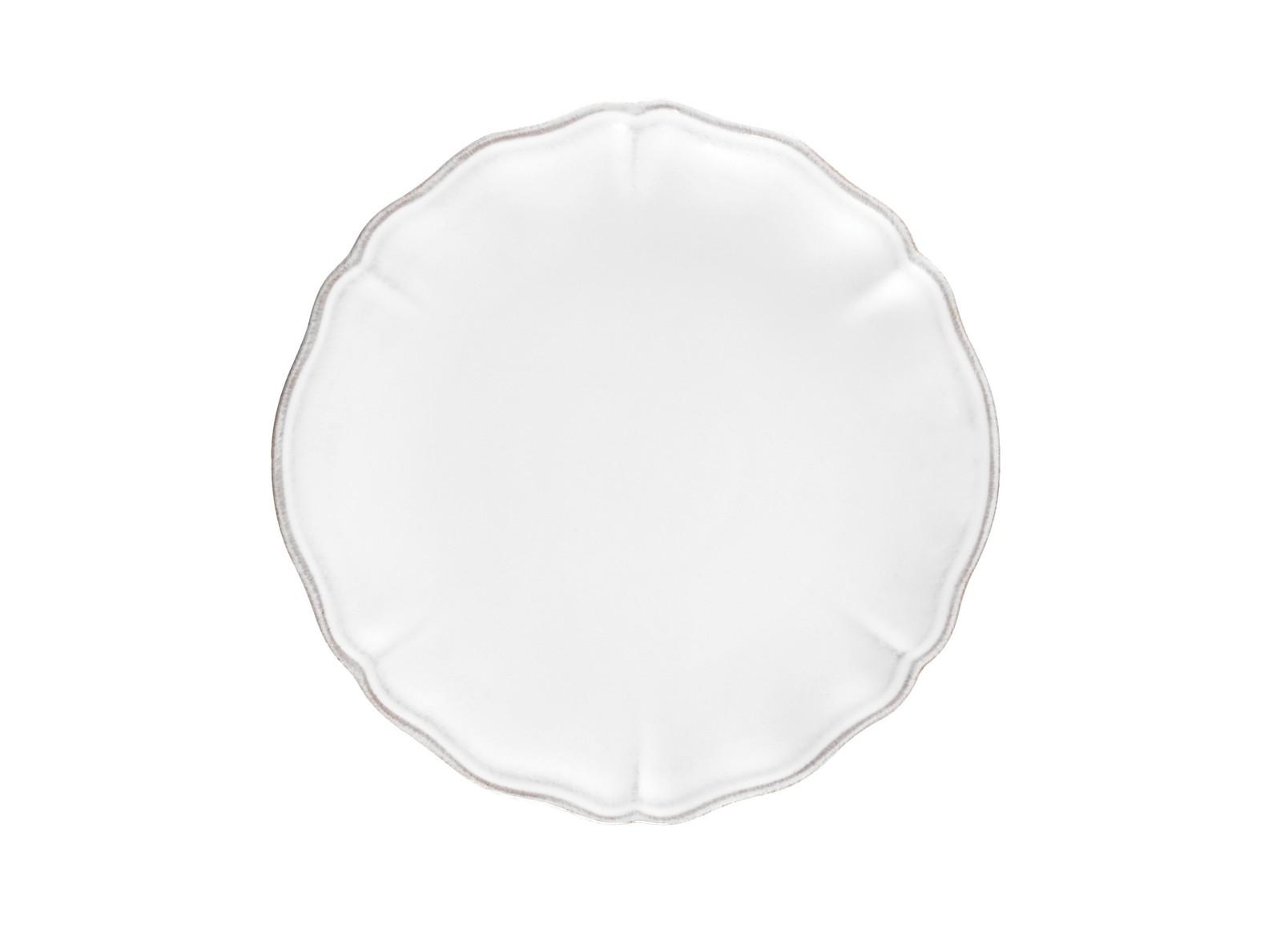 ТарелкаТарелки<br>Керамическая посуда Costa Nova абсолютно устойчива к мытью, даже в посудомоечной машине, ее вполне можно использовать для замораживания продуктов и в микроволновой печи, при этом можно не бояться повредить эту великолепную глазурь и свежие краски. Такую посуду легко мыть, при ее очистке можно использовать металлические губки – и все это благодаря прочному глазурованному покрытию.<br><br>Material: Керамика<br>Diameter см: 21