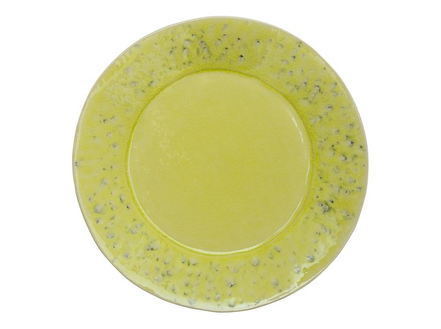 ТарелкаТарелки<br>Керамическая посуда Costa Nova абсолютно устойчива к мытью, даже в посудомоечной машине, ее вполне можно использовать для замораживания продуктов и в микроволновой печи, при этом можно не бояться повредить эту великолепную глазурь и свежие краски. Такую посуду легко мыть, при ее очистке можно использовать металлические губки – и все это благодаря прочному глазурованному покрытию.<br><br>Material: Керамика<br>Diameter см: 27