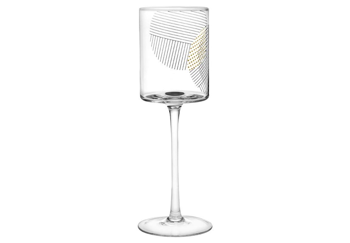 Бокал для вина SOCIETY (4 шт)Бокалы<br>Объём: 360 мл.<br><br>Material: Стекло
