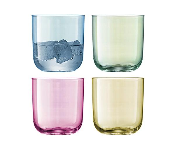 Бокал для воды POLKA (4 шт.)Бокалы<br>Объём: 420 мл.<br><br>Material: Стекло