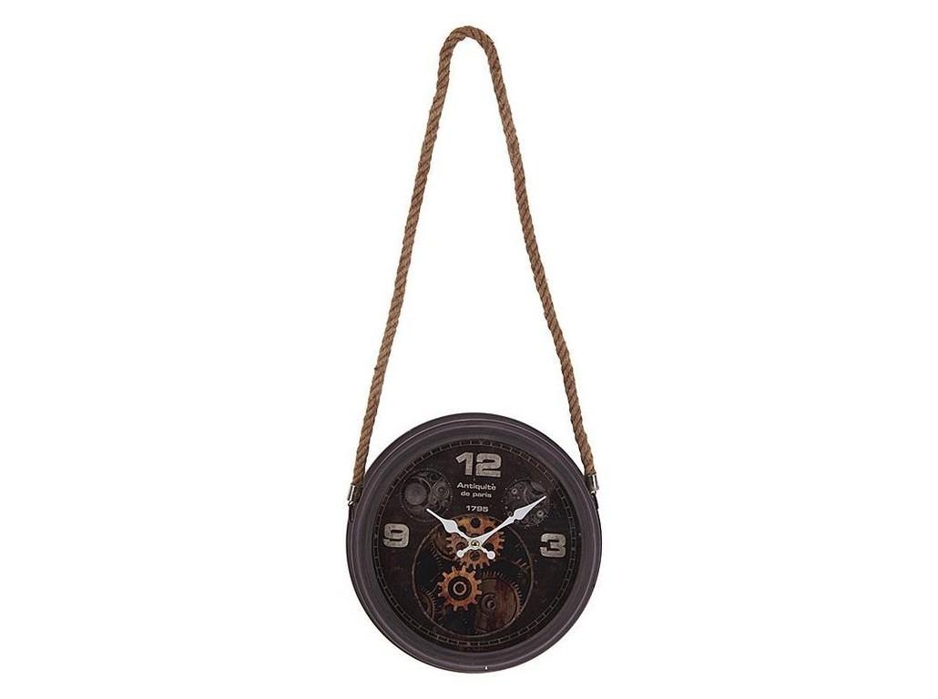Часы настенные BendigoНастенные часы<br>Часы настенные с кварцевым механизмом<br><br>Material: Металл<br>Ширина см: 24<br>Высота см: 58<br>Глубина см: 7