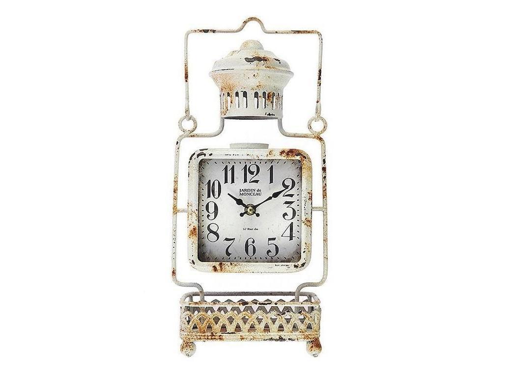 Настольные часы BasseltonНастольные часы<br>Настольные часы с кварцевым механизмом<br><br>Material: Металл<br>Width см: 18<br>Depth см: 10<br>Height см: 40
