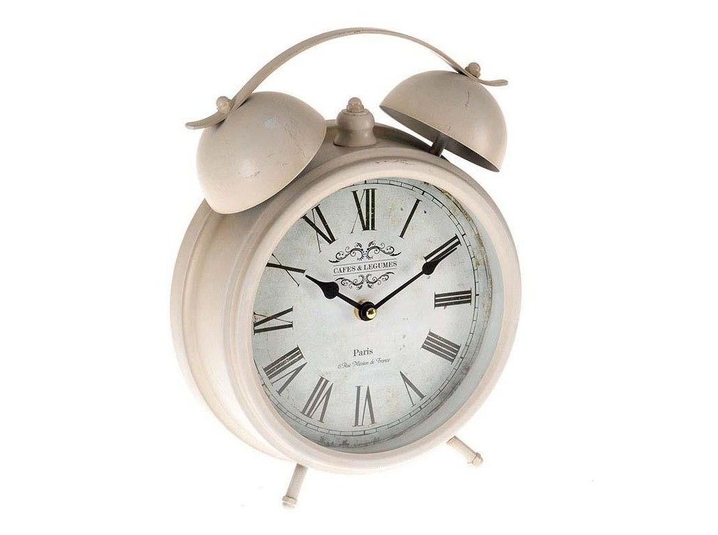 Часы настольные Reef barrierНастольные часы<br>Часы настольные с кварцевым механизмом<br><br>Material: Металл<br>Width см: 23<br>Depth см: 8<br>Height см: 30