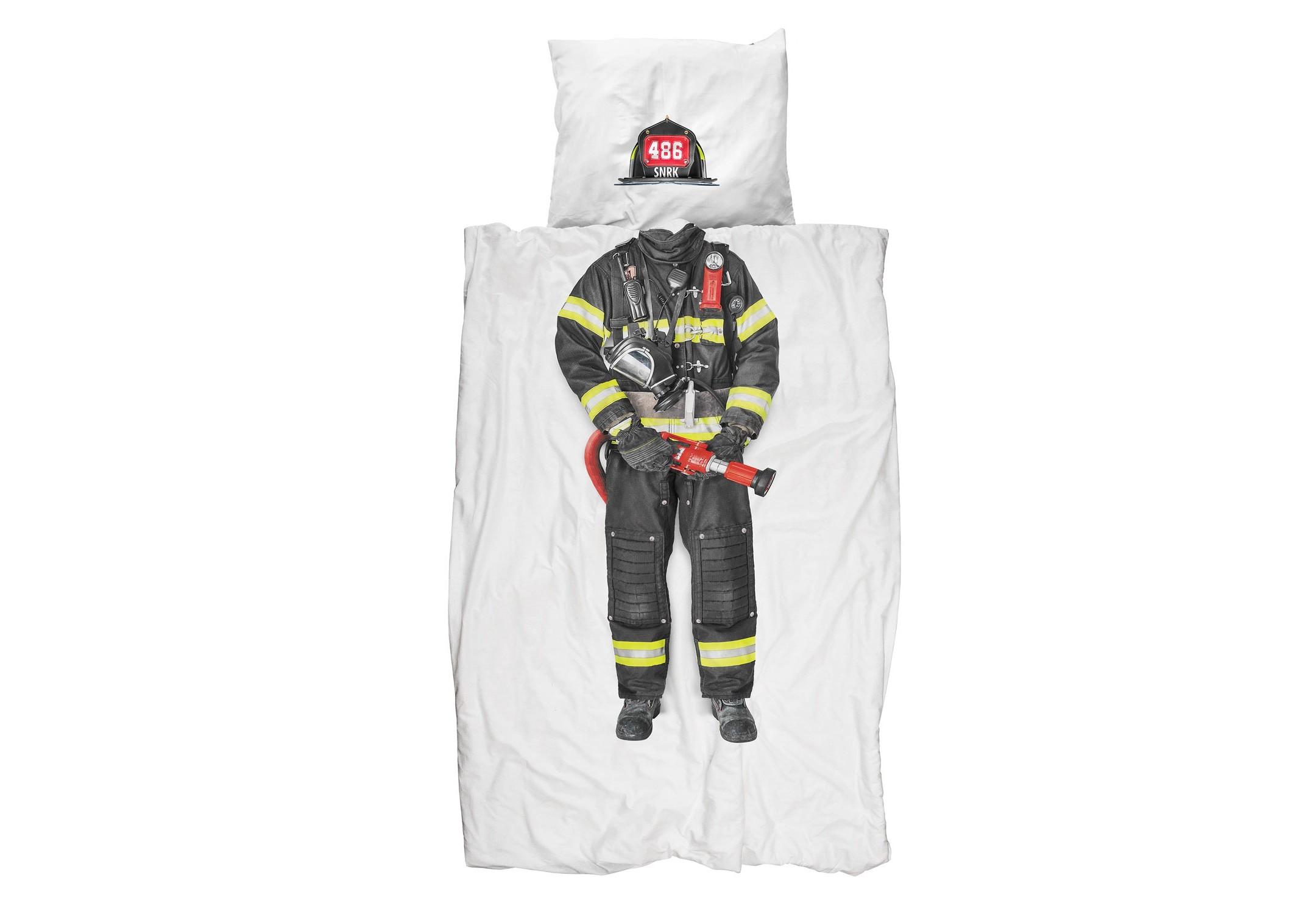 Snurk Комплект постельного белья Пожарный