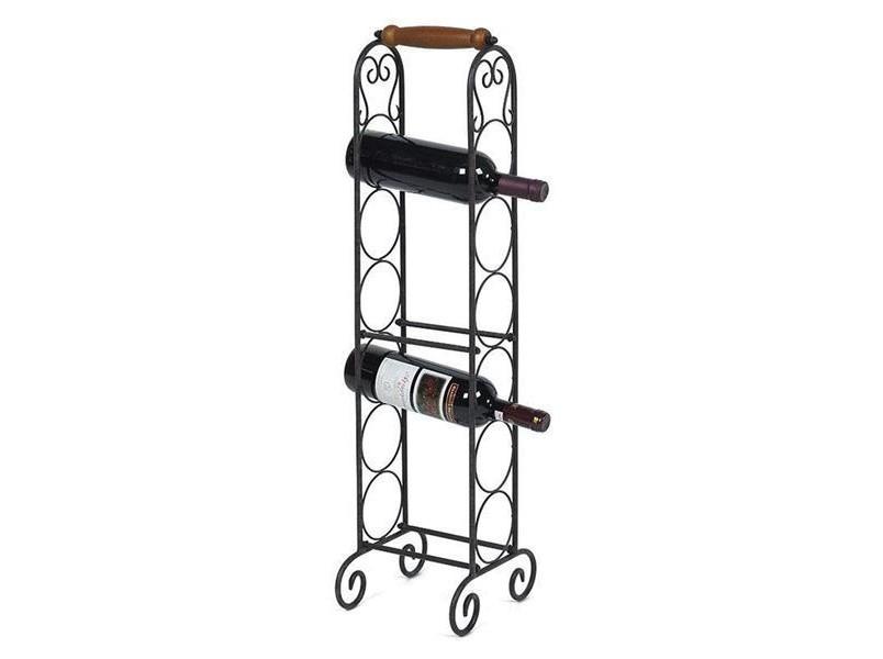 Подставка для вина VineryВинные стеллажи<br><br><br>Material: Металл<br>Width см: 19<br>Depth см: 22<br>Height см: 81