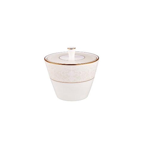 СахарницаСахарницы<br>MIKASA по праву считается одним из мировых лидеров по производству столовой посуды из фарфора и керамики. На протяжении более полувека категории качества и дизайна являются неотъемлемой частью бренда. Сегодня MIKASA сотрудничает со многими известными дизайнерами, работающими для лучших фабрик мира, и использует самые передовые технологии в производстве посуды. Все продукты бренда безупречны с точки зрения дизайна и исполнения.&amp;lt;div&amp;gt;&amp;lt;br&amp;gt;&amp;lt;/div&amp;gt;&amp;lt;div&amp;gt;Объем: 300 мл&amp;lt;/div&amp;gt;<br><br>Material: Керамика
