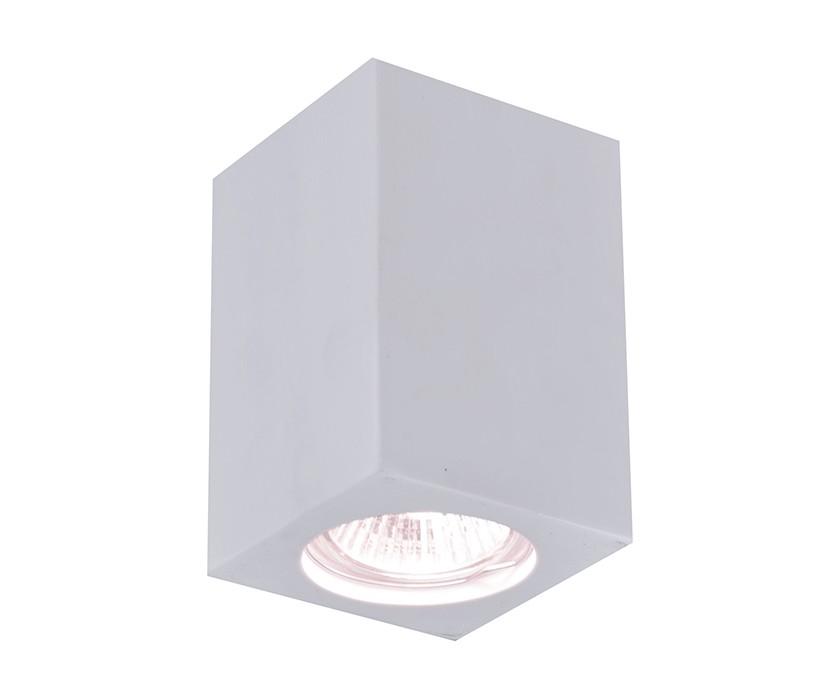 Потолочный светильникТочечный свет<br>&amp;lt;div&amp;gt;Тип цоколя: GU10&amp;lt;/div&amp;gt;&amp;lt;div&amp;gt;Мощность лампы: 35&amp;lt;/div&amp;gt;&amp;lt;div&amp;gt;Количество ламп: 1&amp;lt;/div&amp;gt;<br><br>Material: Гипс<br>Width см: 7<br>Depth см: 7<br>Height см: 11,2