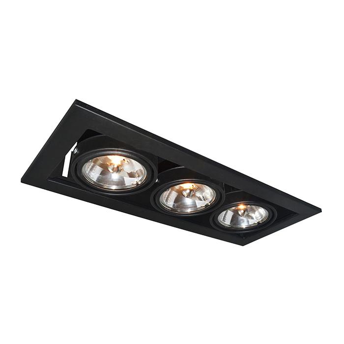 Потолочный светильникТочечный свет<br>&amp;lt;div&amp;gt;Тип цоколя: G5.3&amp;lt;/div&amp;gt;&amp;lt;div&amp;gt;Мощность лампы: 50&amp;lt;/div&amp;gt;&amp;lt;div&amp;gt;Количество ламп: 3&amp;lt;/div&amp;gt;<br><br>Material: Металл<br>Width см: 35,5<br>Depth см: 14,5<br>Height см: 12