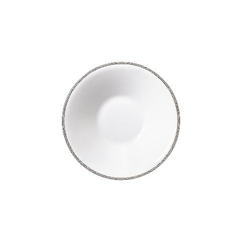 Тарелка глубокаяТарелки<br>MIKASA по праву считается одним из мировых лидеров по производству столовой посуды из фарфора и керамики. На протяжении более полувека категории качества и дизайна являются неотъемлемой частью бренда MIKASA. Сегодня MIKASA сотрудничает со многими известными дизайнерами, работающими для лучших фабрик мира, и использует самые передовые технологии в производстве посуды. Все продукты бренда  MIKASA безупречны с точки зрения дизайна и исполнения. Благодаря огромному стилистическому разнообразию каждый может выбрать для себя подходящую коллекцию. Несмотря на впечатляющее число конкурентов в области производства столовой посуды, компания MIKASA уже много лет находится в верхних строках списков лидеров мирового масштаба. Изготовленная под именем марки посуда представляет собой безукоризненное совершенство дизайна, сочетаемое с безупречным качеством.<br><br>Material: Фарфор<br>Diameter см: 24