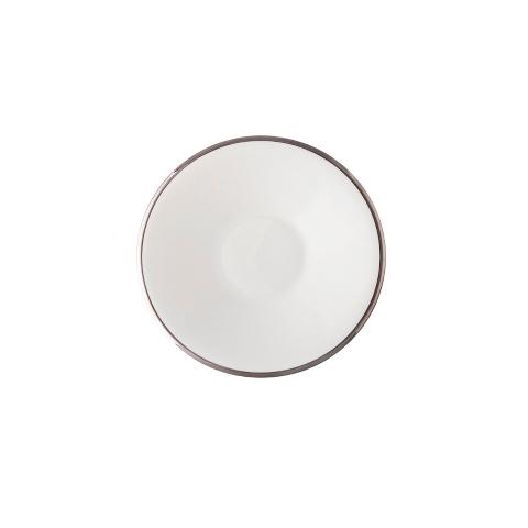 ЧашаЧаши<br>MIKASA по праву считается одним из мировых лидеров по производству столовой посуды из фарфора и керамики. На протяжении более полувека категории качества и дизайна являются неотъемлемой частью бренда MIKASA. Сегодня MIKASA сотрудничает со многими известными дизайнерами, работающими для лучших фабрик мира, и использует самые передовые технологии в производстве посуды. Все продукты бренда  MIKASA безупречны с точки зрения дизайна и исполнения. Благодаря огромному стилистическому разнообразию каждый может выбрать для себя подходящую коллекцию. Несмотря на впечатляющее число конкурентов в области производства столовой посуды, компания MIKASA уже много лет находится в верхних строках списков лидеров мирового масштаба. Изготовленная под именем марки посуда представляет собой безукоризненное совершенство дизайна, сочетаемое с безупречным качеством.<br><br>Material: Фарфор<br>Diameter см: 14
