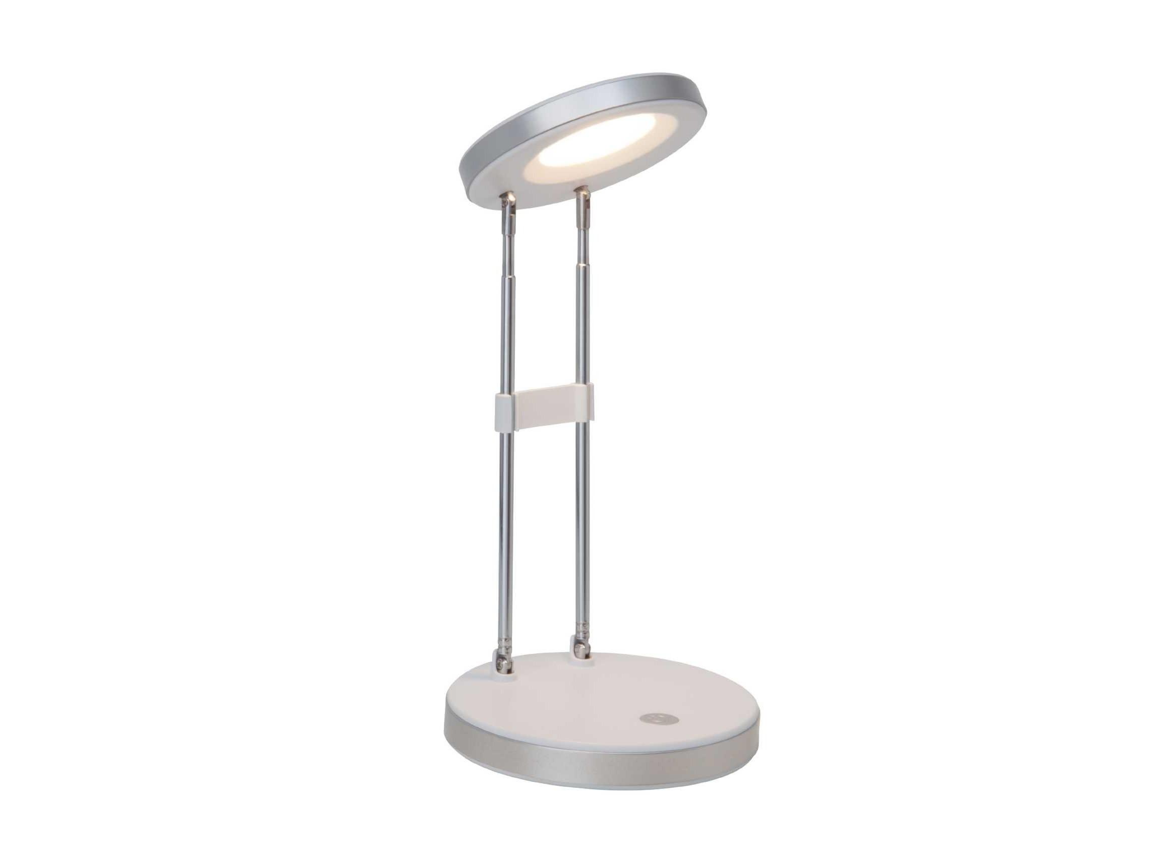 Лампа настольная VenedigНастольные лампы<br>&amp;lt;div&amp;gt;Тип цоколя: LED&amp;lt;/div&amp;gt;&amp;lt;div&amp;gt;Мощность лампы: 3,3W&amp;lt;/div&amp;gt;&amp;lt;div&amp;gt;Количество ламп: 1&amp;lt;/div&amp;gt;<br><br>Material: Пластик<br>Высота см: 29