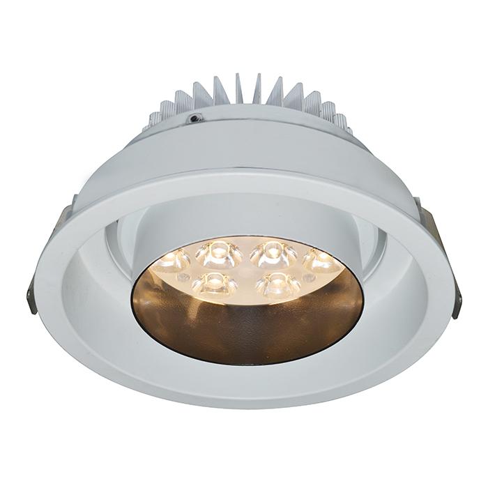 Потолочный светильникПотолочные светильники<br>&amp;lt;div&amp;gt;Диаметр врезного отверстия 14,2 см&amp;lt;/div&amp;gt;&amp;lt;div&amp;gt;Вид цоколя: LED&amp;lt;/div&amp;gt;&amp;lt;div&amp;gt;Мощность лампы: 12W (эквивалент 120W)&amp;lt;/div&amp;gt;&amp;lt;div&amp;gt;Количество ламп: 1&amp;lt;/div&amp;gt;&amp;lt;div&amp;gt;Наличие ламп: да&amp;lt;/div&amp;gt;<br><br>Material: Алюминий<br>Height см: 8,5<br>Diameter см: 15,2