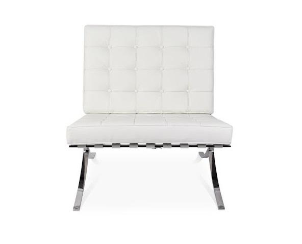 Кресло BarcelonaКожаные кресла<br>&amp;lt;div&amp;gt;Легендарное кресло от известного архитектора&amp;amp;nbsp;&amp;lt;span style=&amp;quot;line-height: 24.9999px;&amp;quot;&amp;gt;Мис ван дер Роэ. Что может быть лучше&amp;amp;nbsp;совершенства? Только гениальность. &amp;quot;Barcelona&amp;quot; — современная вариация культовой модели дизайнера. &amp;amp;nbsp;Белая итальянская кожа&amp;amp;nbsp;&amp;lt;/span&amp;gt;&amp;lt;span style=&amp;quot;line-height: 1.78571;&amp;quot;&amp;gt;и курульное основание из хрома не требуют доказательства своего привилегированного положения в интерьере.&amp;lt;/span&amp;gt;&amp;lt;/div&amp;gt;&amp;lt;div&amp;gt;&amp;lt;br&amp;gt;&amp;lt;/div&amp;gt;&amp;lt;div&amp;gt;&amp;lt;span style=&amp;quot;line-height: 1.78571;&amp;quot;&amp;gt;Срок изготовления: 20-25 рабочих дней после оплаты заказа.&amp;amp;nbsp;&amp;lt;/span&amp;gt;&amp;lt;br&amp;gt;&amp;lt;/div&amp;gt;&amp;lt;br&amp;gt;&amp;lt;div&amp;gt;На изготовление этой популярной модели действуют специальные цены.&amp;lt;/div&amp;gt;<br><br>Material: Кожа<br>Length см: 76<br>Width см: 76<br>Depth см: 47<br>Height см: 82