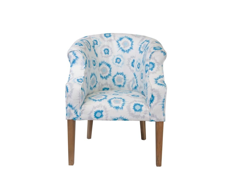 Кресло Laela deepИнтерьерные кресла<br>Этот лаконичное, комфортное кресло с мягкой тканевой обивкой смотрится по-домашнему тепло и уютно. Оно замечательно впишется в любое интерьерное решение гостиной, спальни или столовой зоны.<br><br>Material: Лен<br>Width см: 63<br>Depth см: 86<br>Height см: 68