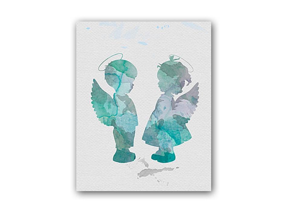 Постер АнгелочкиПостеры<br>К декору детской комнаты необходимо подходить с не меньшей ответственностью, чем к интерьеру своей гостиной. Украшайте детские комнаты познавательными и добрыми, весёлыми и уютными постерами, они порадуют ребят и родителей, создадут необычайную атмосферу в доме. Дети всегда проявляют искренний интерес к настенным постерам — глядя на них, постоянно придумывают различные истории, проявляют свою фантазию. При выборе постера обязательно надо обратить внимание и на увлечения ребёнка.<br>Большое разнообразие постеров для детских комнат в нашем интернет-магазине позволит вам без труда подобрать подходящий сюжет и цветовую гамму. Вы сможете найти много познавательных постеров с алфавитом, разнообразными надписями и узорами, представителями флоры и фауны, персонажами любимых сказок и мультиков.<br>Купите детский постер в нашем интернет-магазине, он обязательно добавит хорошего настроения вашему малышу!&amp;amp;nbsp;&amp;lt;div&amp;gt;&amp;lt;br&amp;gt;&amp;lt;/div&amp;gt;&amp;lt;div&amp;gt;Размер А4 (210x297 мм). Рамки белого, черного, серебряного, золотого цветов. Выбирайте!&amp;lt;/div&amp;gt;<br><br>Material: Бумага<br>Width см: 21<br>Height см: 30