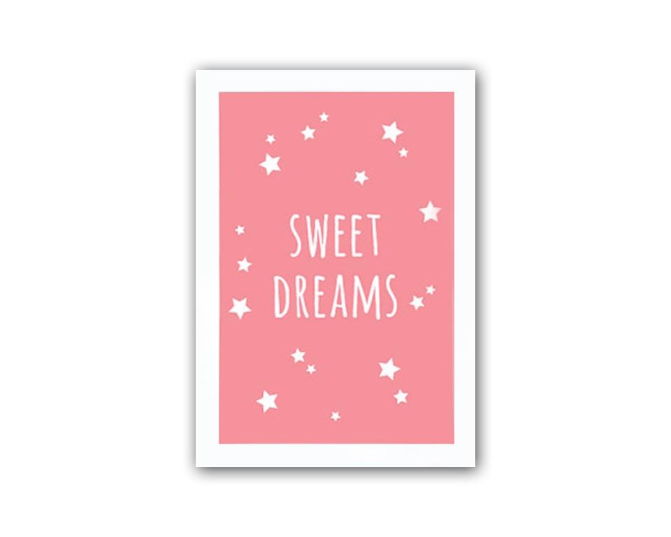 "Постер ""Sweet dreams girls"""