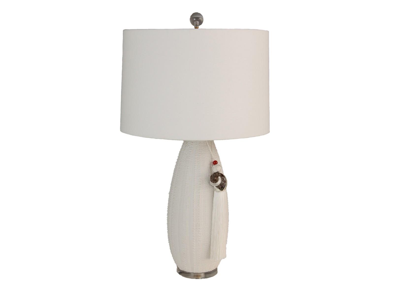 Настольная Лампа SeaclutchДекоративные лампы<br>Вид цоколя: E27&amp;amp;nbsp;&amp;lt;div&amp;gt;Мощность лампы: 60W&amp;amp;nbsp;&amp;lt;/div&amp;gt;&amp;lt;div&amp;gt;Количество ламп: 1 лампа&amp;amp;nbsp;&amp;lt;/div&amp;gt;&amp;lt;div&amp;gt;Наличие ламп: нет&amp;lt;/div&amp;gt;<br><br>Material: Металл<br>Height см: 77,5<br>Diameter см: 43