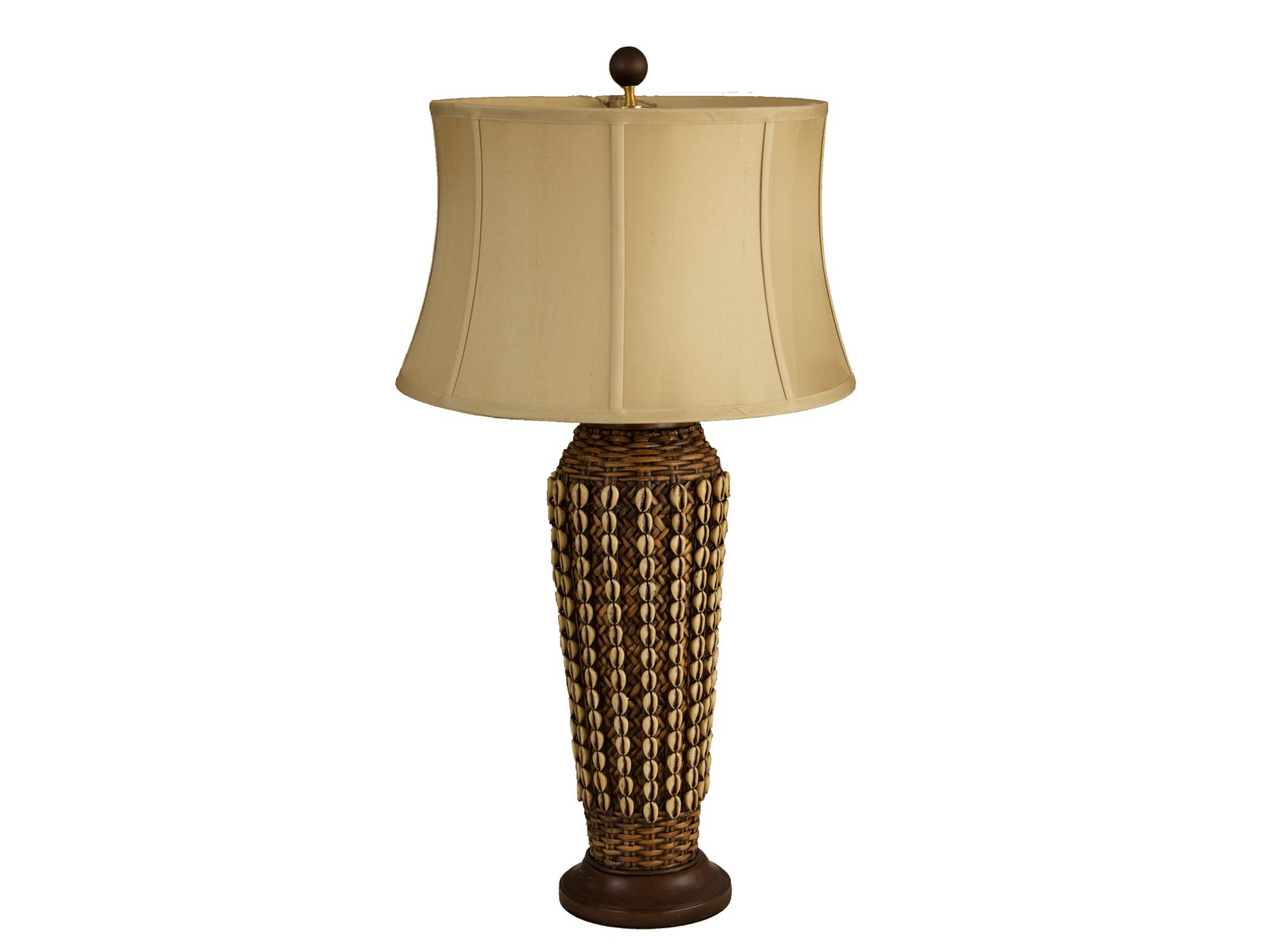 Настольная лампа Segay TowerДекоративные лампы<br>&amp;lt;div&amp;gt;Вид цоколя: Е27&amp;lt;/div&amp;gt;&amp;lt;div&amp;gt;Мощность лампы: 60W&amp;lt;/div&amp;gt;&amp;lt;div&amp;gt;Количество ламп: 1&amp;lt;/div&amp;gt;&amp;lt;div&amp;gt;Наличие ламп: нет&amp;lt;/div&amp;gt;<br><br>Material: Дерево<br>Height см: 86<br>Diameter см: 46