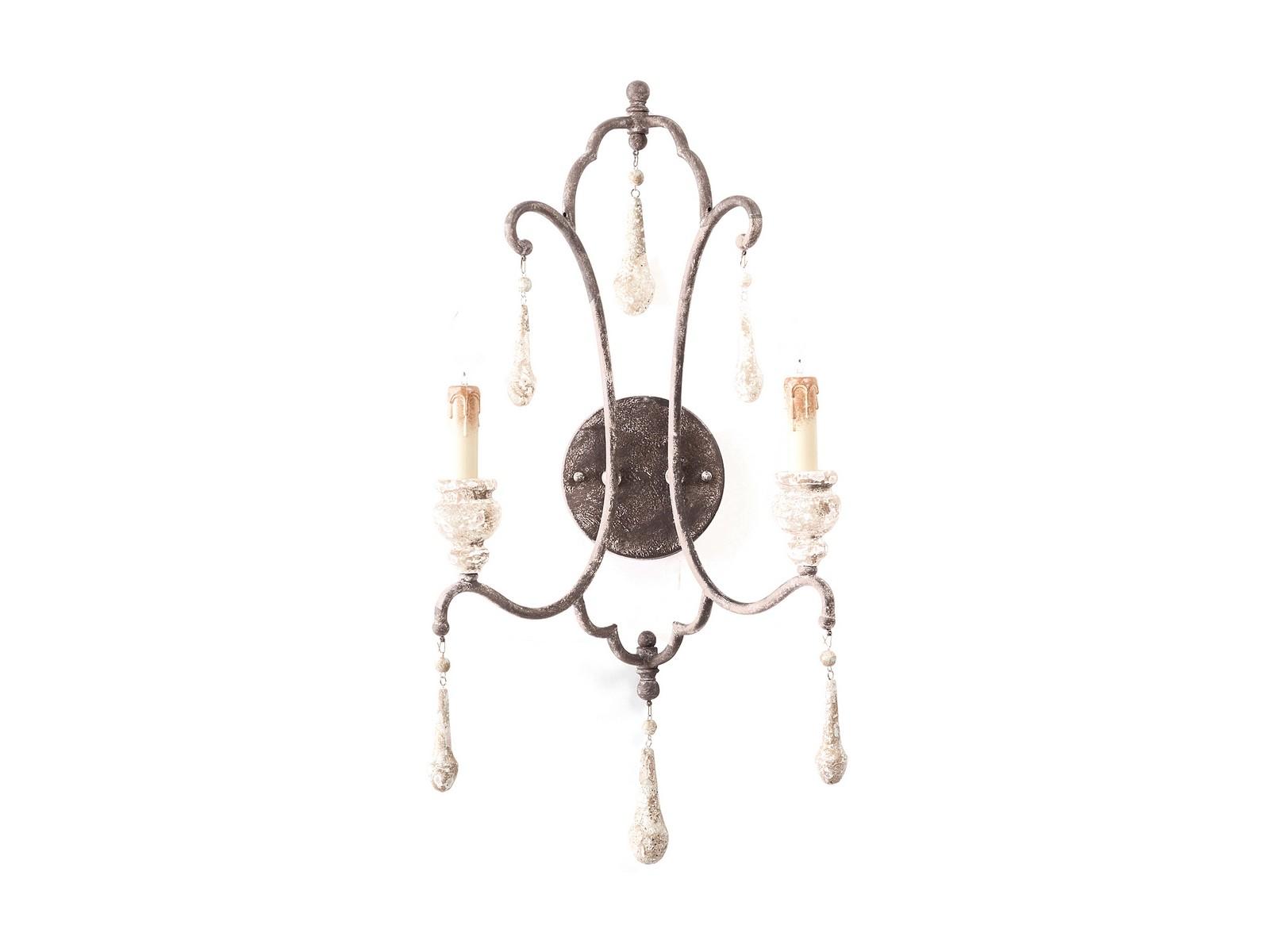 Бра AvgustБра<br>Очень интересное декоративное бра Avgust прекрасно разместится на стене любого помещения в вашей квартире или доме, подчеркнет декоративные детали, шик и ваш вкус. Вместо обычных ламп накаливания для экономии можно применять компактные люминесцентные лампочки мощностью 10-14 Ватт или светодиодные на 5-7 Ватт. При помощи этого обворожительного настенного светильника можно замечательно осветить часть вашего помещения приблизительно в 6-8 кв.м.&amp;lt;div&amp;gt;&amp;lt;br&amp;gt;&amp;lt;/div&amp;gt;&amp;lt;div&amp;gt;&amp;lt;div&amp;gt;Вид цоколя: Е14&amp;lt;/div&amp;gt;&amp;lt;div&amp;gt;Мощность лампы: 40W&amp;lt;/div&amp;gt;&amp;lt;div&amp;gt;Количество ламп: 2&amp;lt;/div&amp;gt;&amp;lt;div&amp;gt;Наличие ламп: нет&amp;lt;/div&amp;gt;&amp;lt;/div&amp;gt;<br><br>Material: Металл<br>Width см: 35<br>Depth см: 20<br>Height см: 76