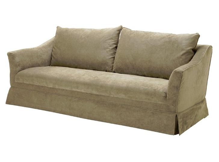 Диван Sofa MarlboroughТрехместные диваны<br>Диван Sofa Marlborough обтянут тканью бежевого цвета. Мягкие подушки под спину.<br><br>Material: Текстиль<br>Width см: 222<br>Depth см: 108<br>Height см: 89