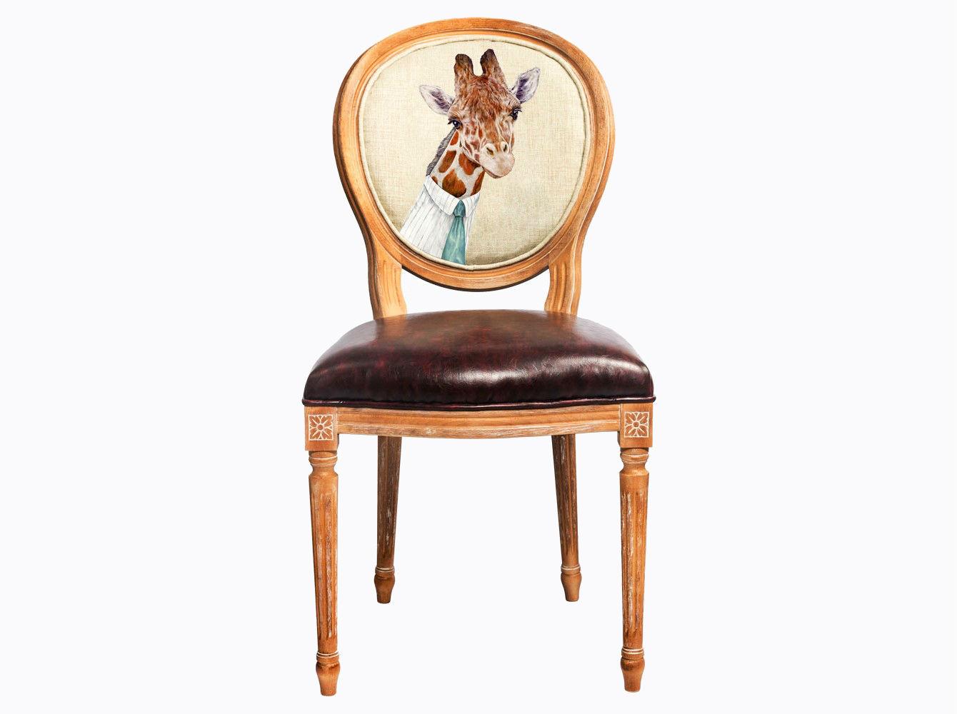 Стул «Мистер Сафари»Обеденные стулья<br>&amp;lt;div&amp;gt;Стул &amp;quot;Мистер Сафари&amp;quot; - интерьерный экспонат, достойный моментального восторга и страсти к коллекционированию. Густой шоколад сиденья заигрывает с натурально-светлым льном спинки, а благородный дворцовый корпус - с рисунком в жанре ультрамодного фэнтези.&amp;lt;/div&amp;gt;&amp;lt;div&amp;gt;Благородная фактура натурального дерева вселяют атмосферу тепла, спокойствия и уюта.&amp;lt;/div&amp;gt;&amp;lt;div&amp;gt;Стулья с овальными спинками - закон симметричной гармонии окружающего пространства.&amp;amp;nbsp;&amp;lt;/div&amp;gt;&amp;lt;div&amp;gt;&amp;lt;br&amp;gt;&amp;lt;/div&amp;gt;&amp;lt;div&amp;gt;Корпус стула изготовлен из натурального бука.&amp;amp;nbsp;&amp;lt;/div&amp;gt;Материал: бук, экокожа, лен, хлопок&amp;lt;div&amp;gt;&amp;lt;br&amp;gt;&amp;lt;div&amp;gt;&amp;lt;iframe width=&amp;quot;530&amp;quot; height=&amp;quot;315&amp;quot; src=&amp;quot;https://www.youtube.com/embed/3vitXSFtUrE&amp;quot; frameborder=&amp;quot;0&amp;quot; allowfullscreen=&amp;quot;&amp;quot;&amp;gt;&amp;lt;/iframe&amp;gt;&amp;lt;/div&amp;gt;&amp;lt;/div&amp;gt;<br><br>Material: Дерево<br>Ширина см: 47<br>Высота см: 98<br>Глубина см: 50