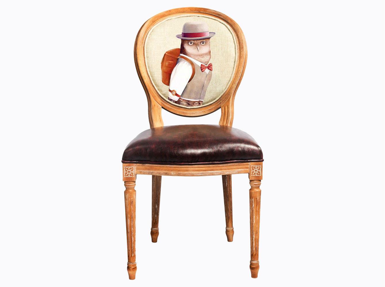 Стул «Мистер Букля»Обеденные стулья<br>&amp;lt;div&amp;gt;Предметы интерьерной коллекции гармоничны в единой теме, призванной заявить Ваш вкус и подчеркнуть авторскую индивидуальность. В этом помогут неожиданные сюжеты, сказочные герои, выразительные цвета и… ограниченные тиражи, уверяющие Вас в неповторимости собственных интерьеров.&amp;lt;/div&amp;gt;&amp;lt;div&amp;gt;&amp;quot;Мистер Букля&amp;quot; - универсальное, но отборное решение гостиной, столовой, спальни, кабинета, холла и детской комнаты. Дизайн стула создан эффектом экстравагантных контрастных сочетаний.&amp;amp;nbsp;&amp;lt;br&amp;gt;&amp;lt;/div&amp;gt;&amp;lt;div&amp;gt;Блестящее шоколадное сиденье объединилось со светло-бежевой льняной спинкой, а королевский силуэт эпохи Луи-Филиппа - с рисунком в жанре современного фэнтези.&amp;amp;nbsp;&amp;lt;/div&amp;gt;&amp;lt;div&amp;gt;&amp;lt;br&amp;gt;&amp;lt;/div&amp;gt;&amp;lt;div&amp;gt;Корпус изготовлен из натурального бука.&amp;amp;nbsp;&amp;lt;/div&amp;gt;&amp;lt;div&amp;gt;Материал: бук, экокожа, лен, хлопок&amp;lt;br&amp;gt;&amp;lt;/div&amp;gt;&amp;lt;div&amp;gt;&amp;lt;br&amp;gt;&amp;lt;/div&amp;gt;<br>&amp;lt;iframe width=&amp;quot;530&amp;quot; height=&amp;quot;315&amp;quot; src=&amp;quot;https://www.youtube.com/embed/3vitXSFtUrE&amp;quot; frameborder=&amp;quot;0&amp;quot; allowfullscreen=&amp;quot;&amp;quot;&amp;gt;&amp;lt;/iframe&amp;gt;<br><br>Material: Дерево<br>Ширина см: 47<br>Высота см: 98<br>Глубина см: 50