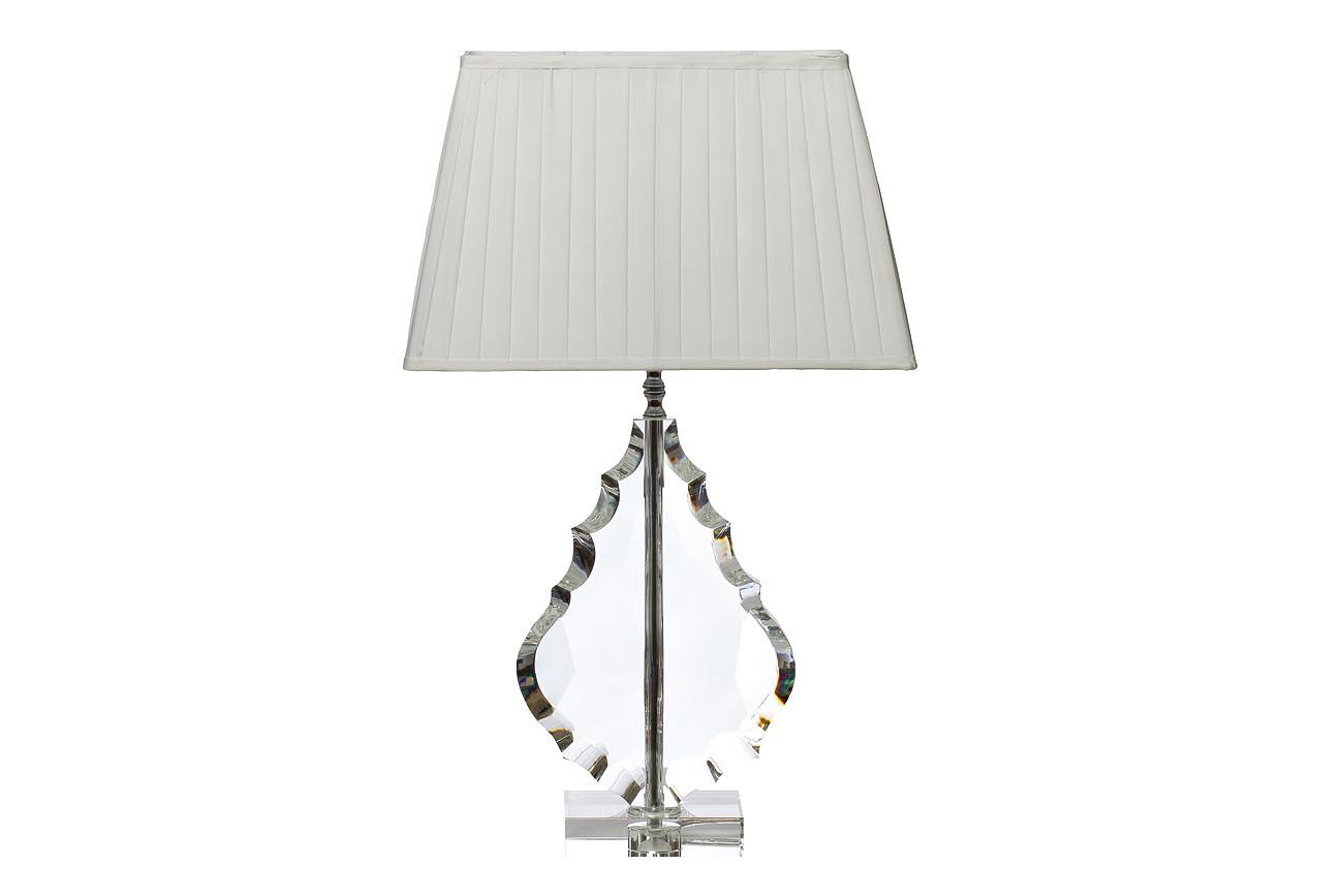 Лампа настольнаяДекоративные лампы<br>Цоколь: E27Мощность лампы: 60WКоличество ламп: 1Материал: хрусталь<br><br>kit: None<br>gender: None