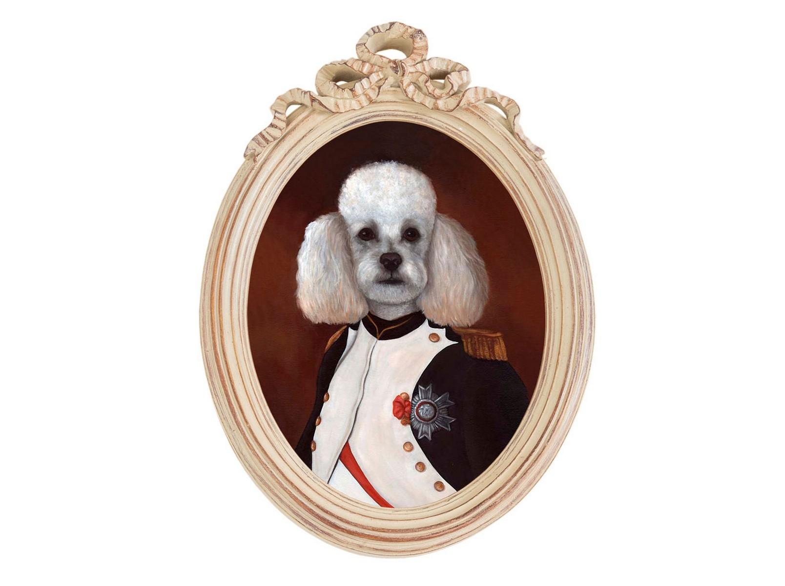 Репродукция гравюры Музейный экспонат, версия 3Картины<br>Прототипом персонажа коллекции &amp;quot;Музейный экспонат&amp;quot; послужил портрет  Наполеона в кабинете дворца Тюильри, написанный Жаком-Луи Давидом в 1812 году. Французский полководец предстает зрителю в рабочем кабинете, расположенном на первом этаже дворца, изображённый в скромной униформе полковника гренадеров гвардейской пехоты. Наряду с золотыми эполетами, на груди Наполеона красуются Знак ордена Почетного легиона (Большой крест), Знак ордена Железной Короны и Звезда ордена Почетного легиона.<br>Воздушный имидж рамы &amp;quot;Бернадетт&amp;quot; разделяет с интерьером ноты сентиментальной романтики и семейного уюта. Пастельный фон эффектно акцентирует яркость репродукции, находчиво стилизующей эпоху Возрождения. Филигранный резной рельеф архитектурно выразителен на фоне строгой овальной оправы. Элементы старины обладают специфическим интерьерным теплом и обаянием.<br>Картинная рама &amp;quot;Бернадетт&amp;quot; - желанное интерьерное украшение гостиной, столовой, спальни, кабинета и детской комнаты, способное задать пространству стиль и достоинство. Являясь прямым наследником классицизма, рама &amp;quot;Бернадетт&amp;quot; не чужда интерьерам &amp;quot;ар-деко&amp;quot;, &amp;quot;модерна&amp;quot;, &amp;quot;прованса&amp;quot;, &amp;quot;кантри&amp;quot; и &amp;quot;шале&amp;quot;. Исконные предметы дизайна не подстраиваются под помещение, а настраивают интерьер под себя.&amp;amp;nbsp;<br><br>Material: Полистоун<br>Ширина см: 30.5<br>Высота см: 43.0<br>Глубина см: 4.0