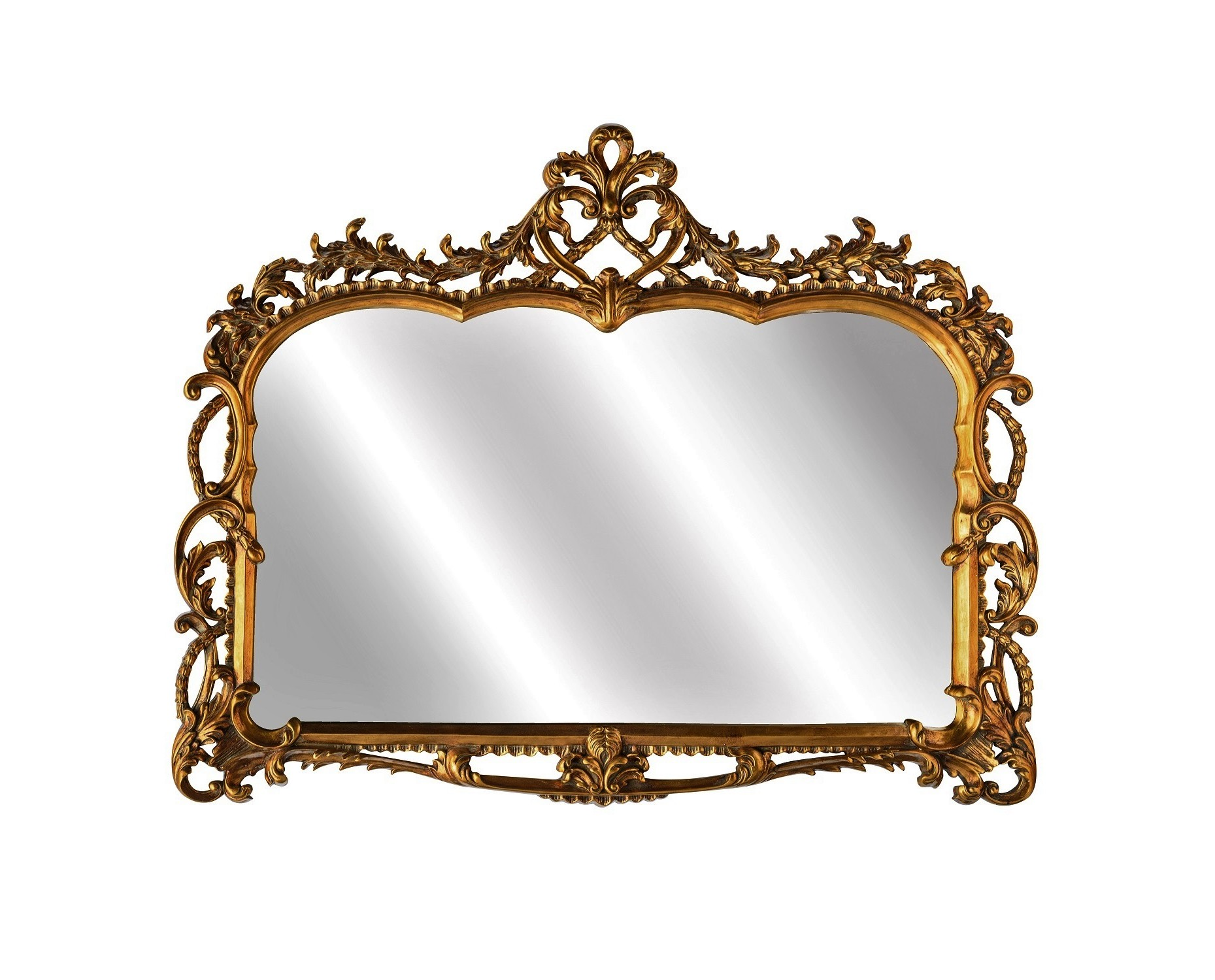 Зеркало EloiseНастенные зеркала<br><br><br>Material: Стекло<br>Ширина см: 140.0<br>Высота см: 110.0<br>Глубина см: 6.0