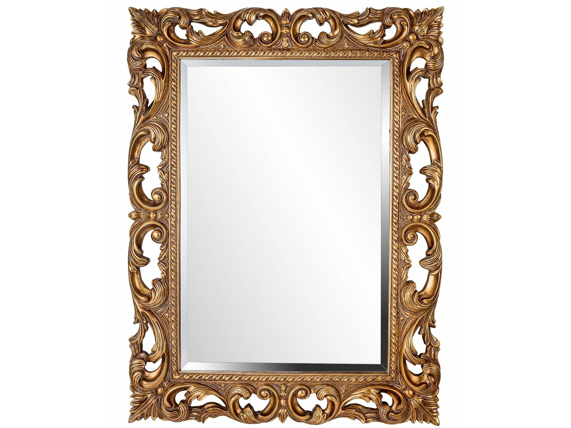 Зеркало Oxford GoldНастенные зеркала<br>Цвет: античное золото<br><br>Material: Пластик<br>Length см: None<br>Width см: 90.0<br>Depth см: None<br>Height см: 120.0<br>Diameter см: None