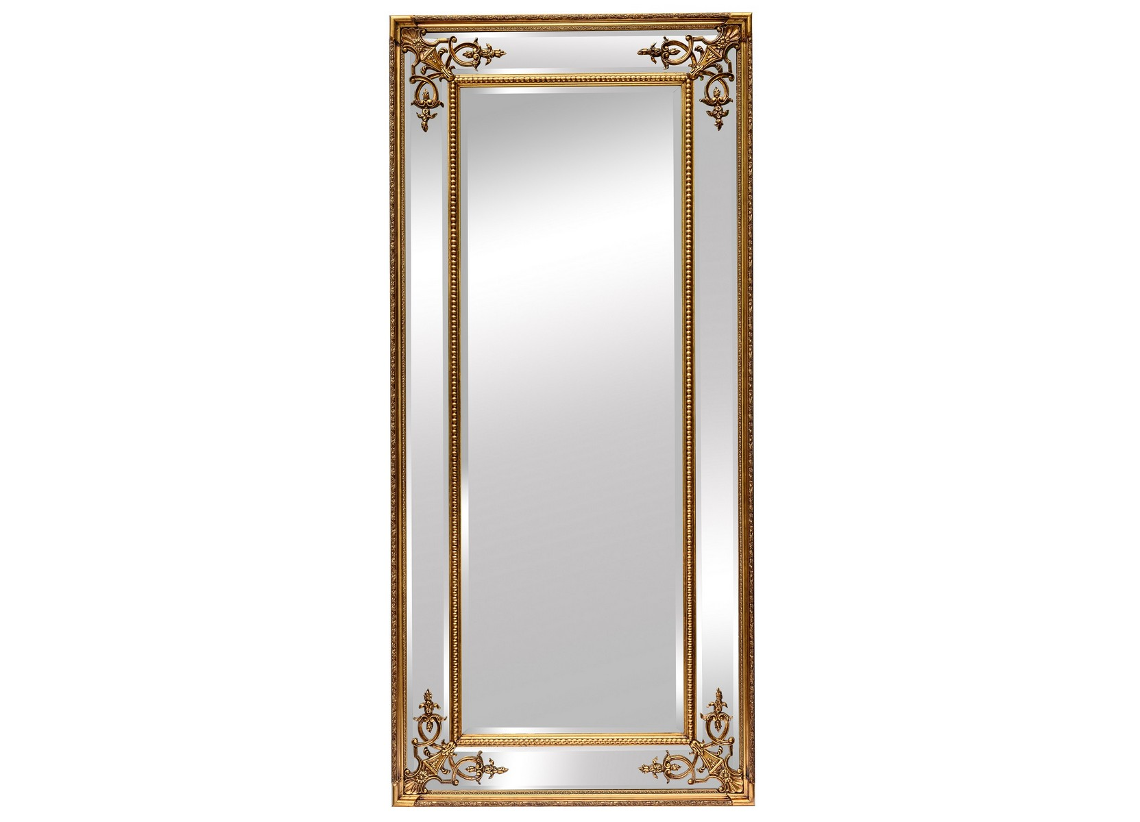 """Напольное зеркало в раме """"Roberto Gold"""""""
