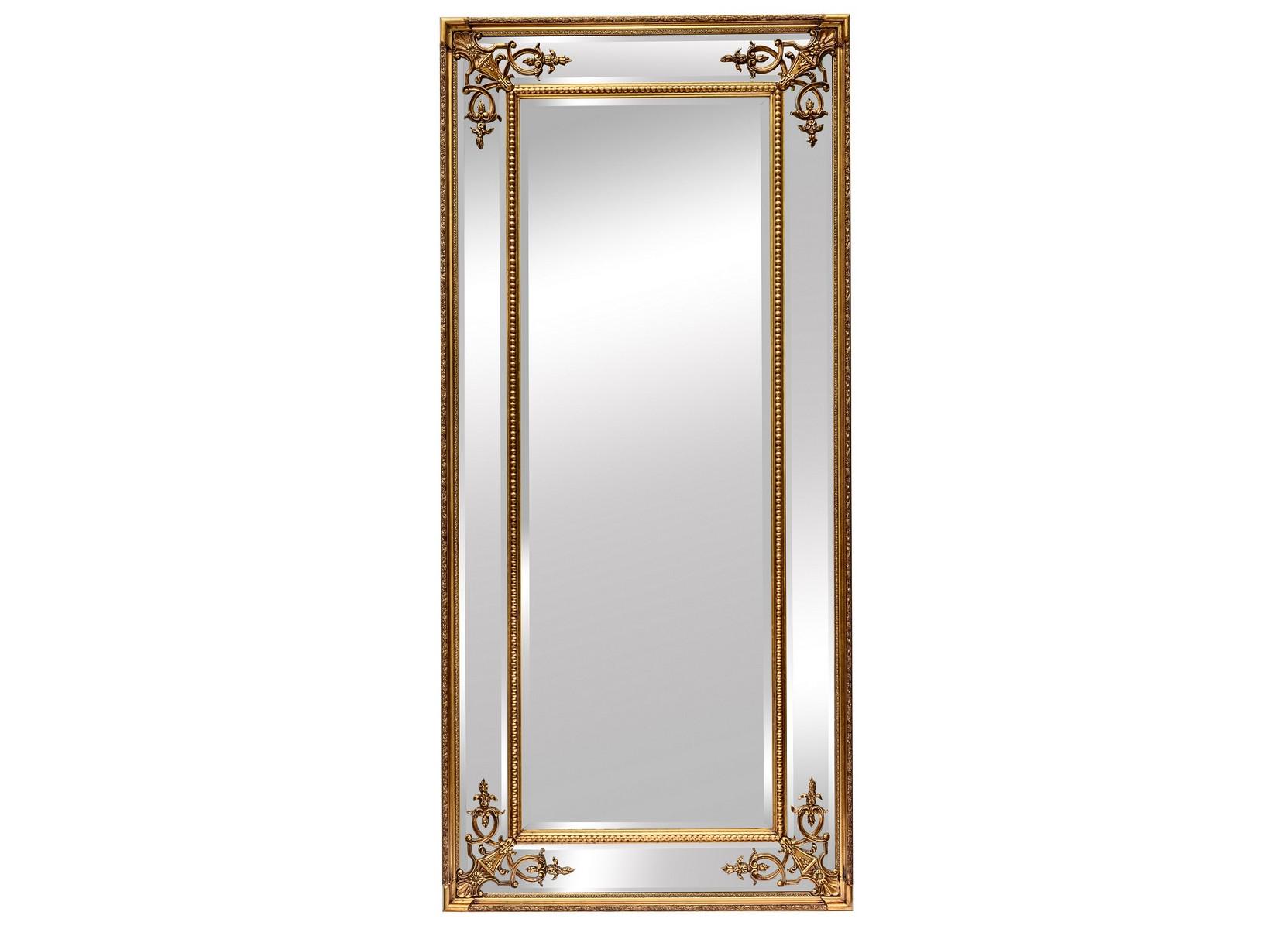"Art-Zerkalo Напольное зеркало в раме ""Roberto Gold"""
