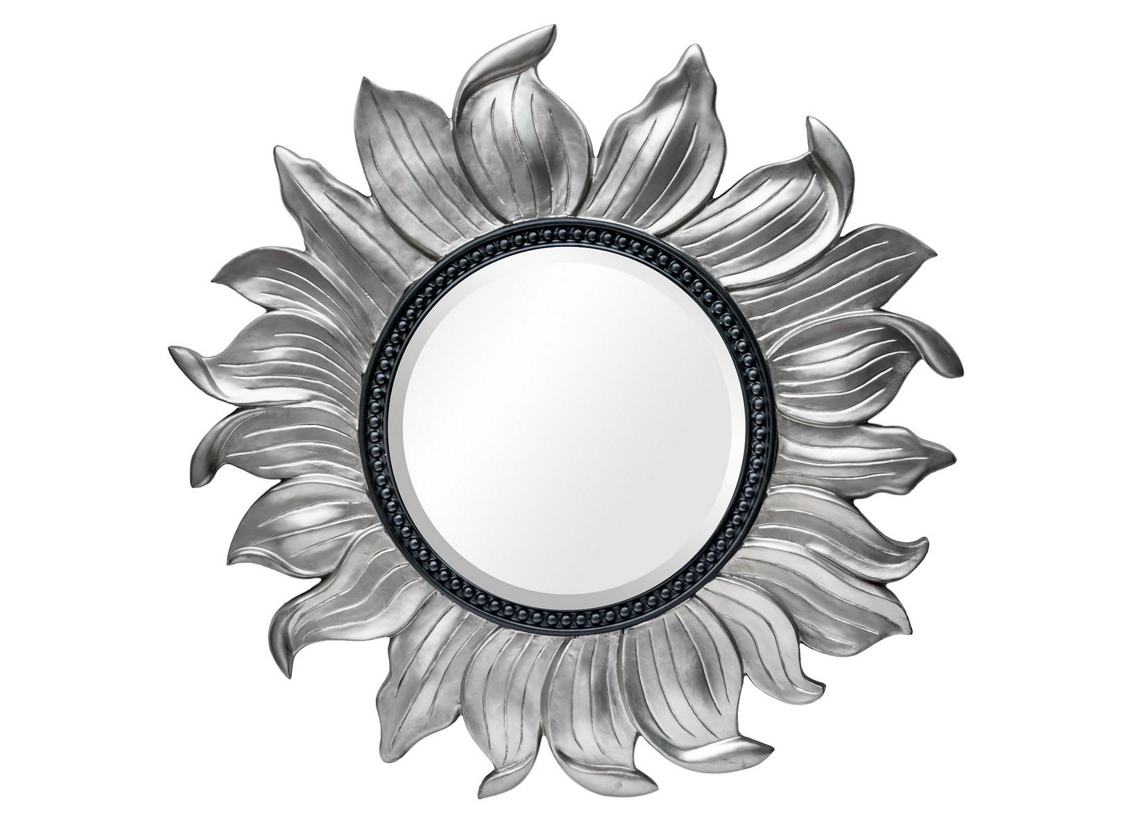Зеркало GirasoleНастенные зеркала<br><br><br>Material: Пластик<br>Depth см: 4<br>Diameter см: 110