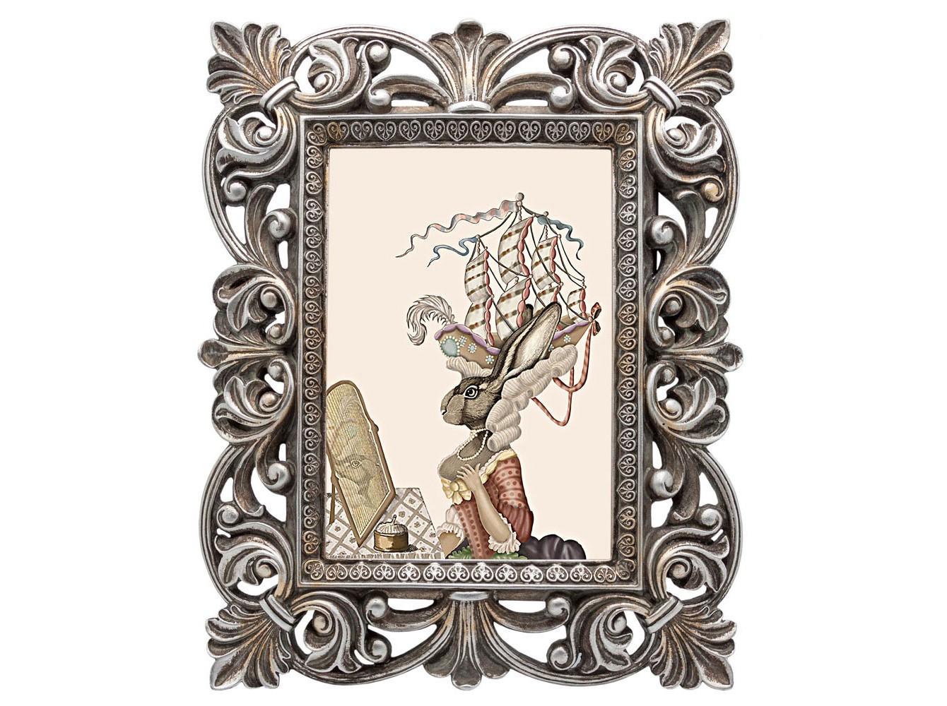 Репродукция Мария АнтуанеттаКартины<br>&amp;lt;div&amp;gt;Пышный винтажный узор рамы - словно ожившие воспоминания из прошлых столетий. Элементы старины навевают искренность и обаяние. Создайте в своем доме живую обстановку, где интерьер станет главным персонажем, а фееричные репродукции расскажут занятные истории о людях, вещах и целых эпохах.Задумав обновить интерьер, достаточно лишь легким движением заменить изображение внутри рамы. Рама, снабженная настенным креплением и настольной подставкой, готова украсить любой уголок Вашего дома. Просторные скобы обеспечивают удобное и прочное крепление к стене. Благодаря двухсторонним скобам, можно использовать и вертикальные, и горизонтальные изображения. Защитное стекло оберегает изображение от влаги и ультрафиолетовых лучей.&amp;lt;/div&amp;gt;&amp;lt;div&amp;gt;&amp;lt;br&amp;gt;&amp;lt;/div&amp;gt;&amp;lt;div&amp;gt;Материал: рама полистоун, защитное стекло, профессиональная печать на дизайнерской бумаге.&amp;lt;/div&amp;gt;&amp;lt;div&amp;gt;&amp;lt;br&amp;gt;&amp;lt;/div&amp;gt;<br><br>&amp;lt;iframe width=&amp;quot;530&amp;quot; height=&amp;quot;360&amp;quot; src=&amp;quot;https://www.youtube.com/embed/3vitXSFtUrE&amp;quot; frameborder=&amp;quot;0&amp;quot; allowfullscreen=&amp;quot;&amp;quot;&amp;gt;&amp;lt;/iframe&amp;gt;<br><br>Material: Полистоун<br>Ширина см: 22.0<br>Высота см: 27.0<br>Глубина см: 3.0