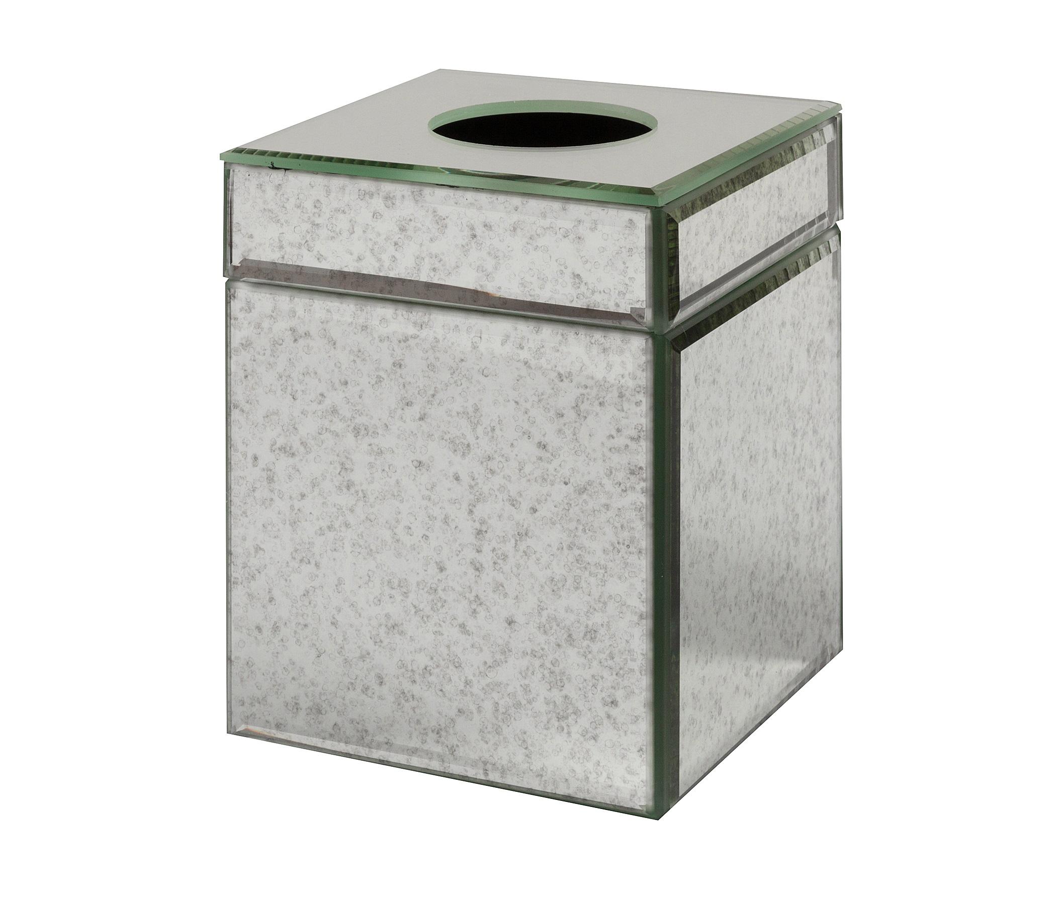 Бокс для салфеток CholetАксессуары для ванной<br><br><br>Material: Стекло<br>Ширина см: 12<br>Высота см: 15<br>Глубина см: 12