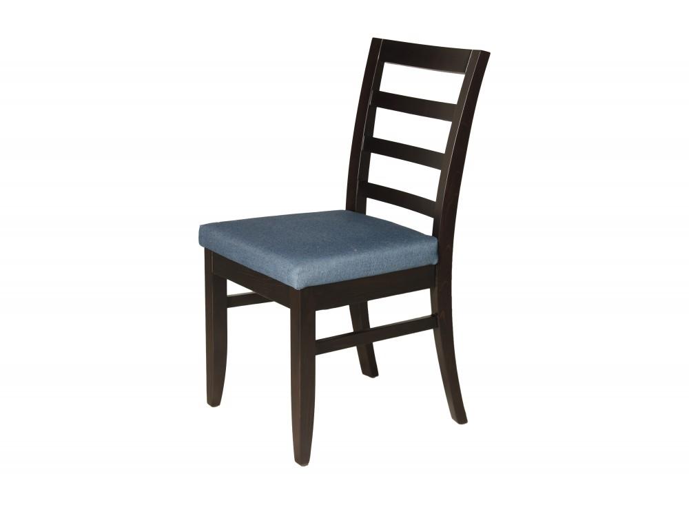 Стул MilanoОбеденные стулья<br>Элегантные стулья в гостиную из коллекции Milano – ценное приобретение для уютного интерьера, это надежная чинная классика, талантливо подкорректированная современной модой. Прочные изделия имеют легкий и изящный вид<br><br>Material: Текстиль<br>Length см: 48<br>Width см: 50<br>Height см: 92