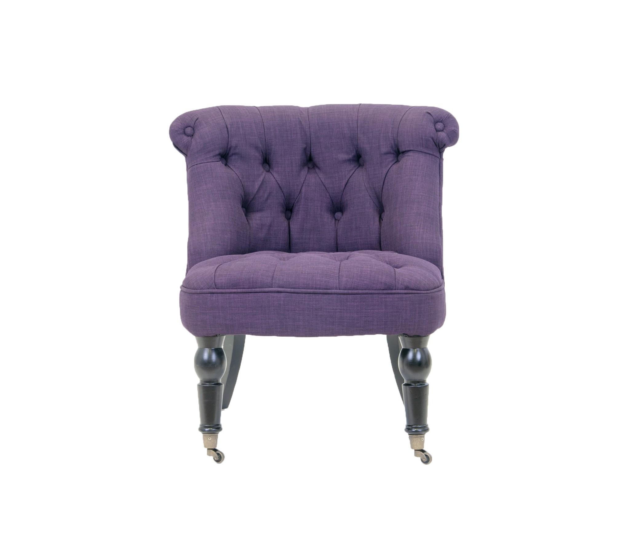 Кресло AvianaПолукресла<br>Аккуратное кресло в классическом стиле покорит любого! Невысокая закругленная спинка эффектно украшенная объемной стежкой и широкое мягкое сидение делают это кресло необычайно комфортным. Изделие сделано из натурального дуба, резные передние ножки оснащены небольшими колесиками для легкости перемещения. Такое милое кресло просто создано для того, чтобы дарить Вам тепло и уют.<br><br>Material: Лен<br>Width см: 70<br>Depth см: 70<br>Height см: 72