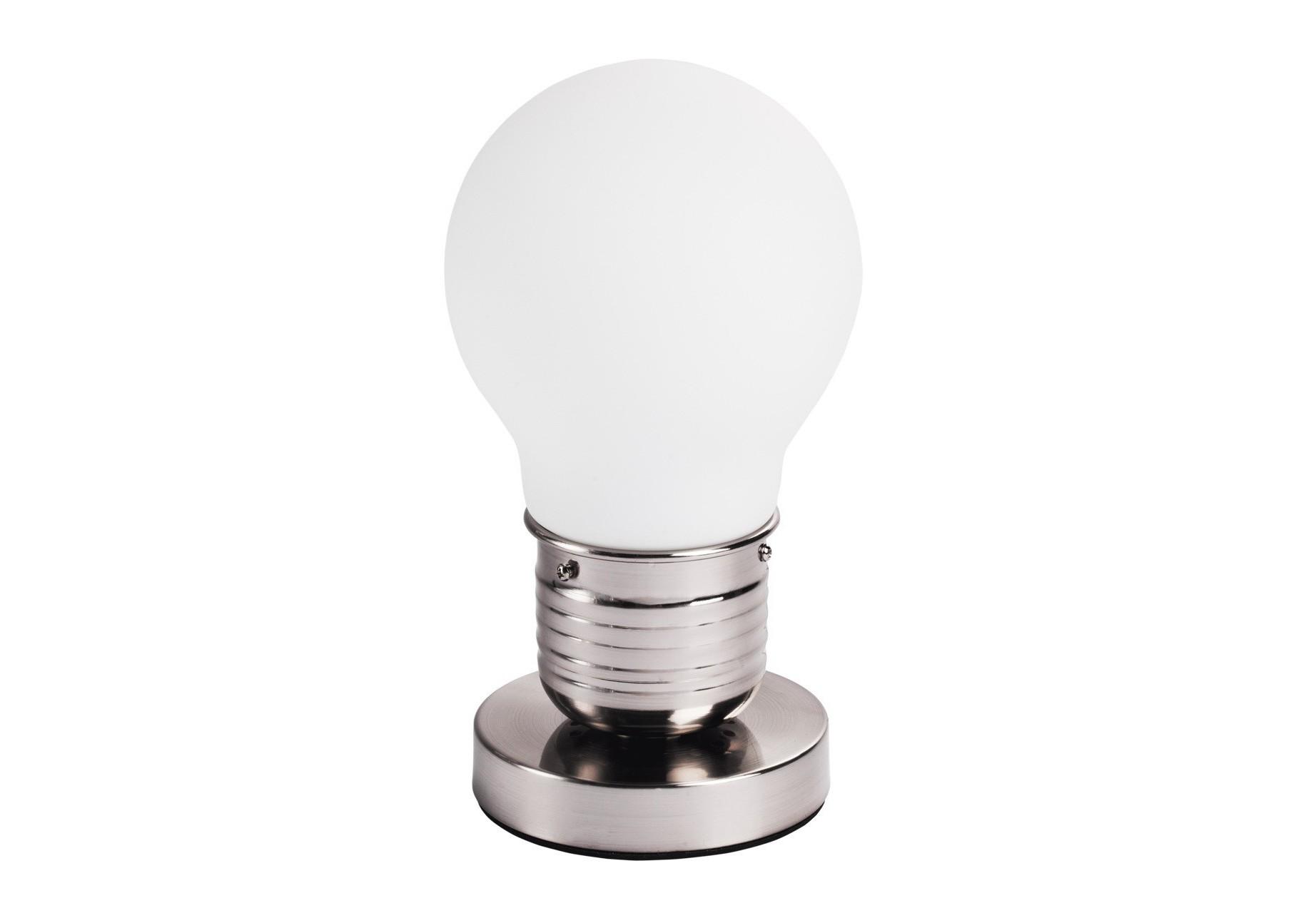 Настольная лампа ЭдисонНастольные лампы<br>Цоколь: E27,&amp;amp;nbsp;&amp;lt;div&amp;gt;Мощность лампы: 60W,&amp;amp;nbsp;&amp;lt;/div&amp;gt;&amp;lt;div&amp;gt;Количество ламп: 1&amp;amp;nbsp;&amp;lt;/div&amp;gt;&amp;lt;div&amp;gt;Без лампочек в комплекте.&amp;lt;/div&amp;gt;<br><br>Material: Стекло<br>Height см: 26<br>Diameter см: 16