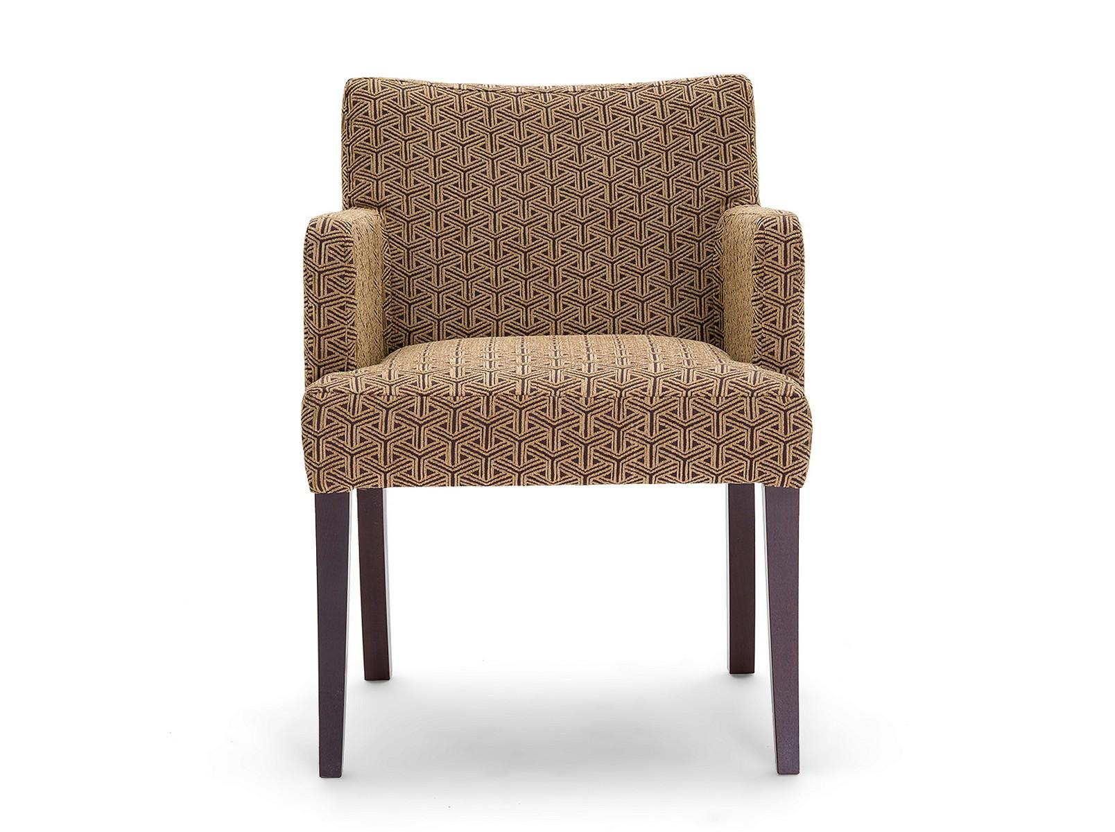 КреслоИнтерьерные кресла<br>Марокканское настроение создает дорогая обивка этой пары. Отрез остался от масштабного дизайнерского проекта, и FChairs решили пустить его в благородное дело - перетянув тканью ресторанное кресло с историей. Банкетка новая и была создана к нему в дополнение.<br><br>Material: Текстиль<br>Width см: 57<br>Depth см: 60<br>Height см: 82