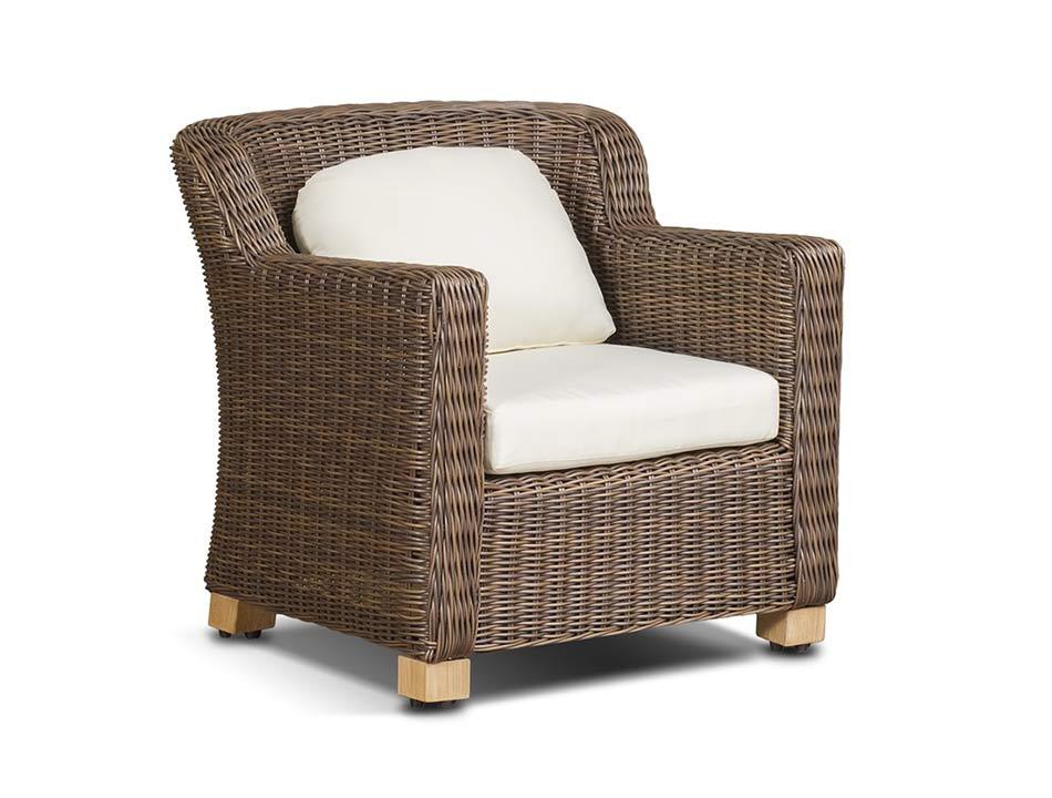 Кресло ЛибрариКресла для дачи<br>Кресло в комплекте с подушками, алюминиевый каркас, искусственный ротанг.<br><br>Material: Ротанг<br>Length см: 81,5<br>Width см: 87<br>Depth см: None<br>Height см: 80<br>Diameter см: None